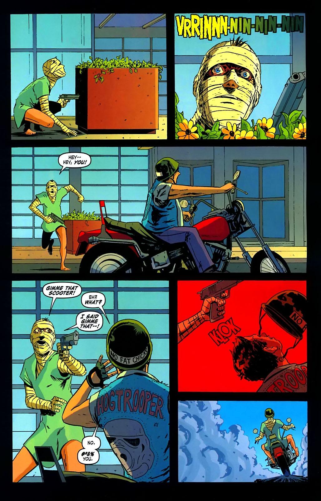 Read online Amazing Fantasy (2004) comic -  Issue #15 - 16
