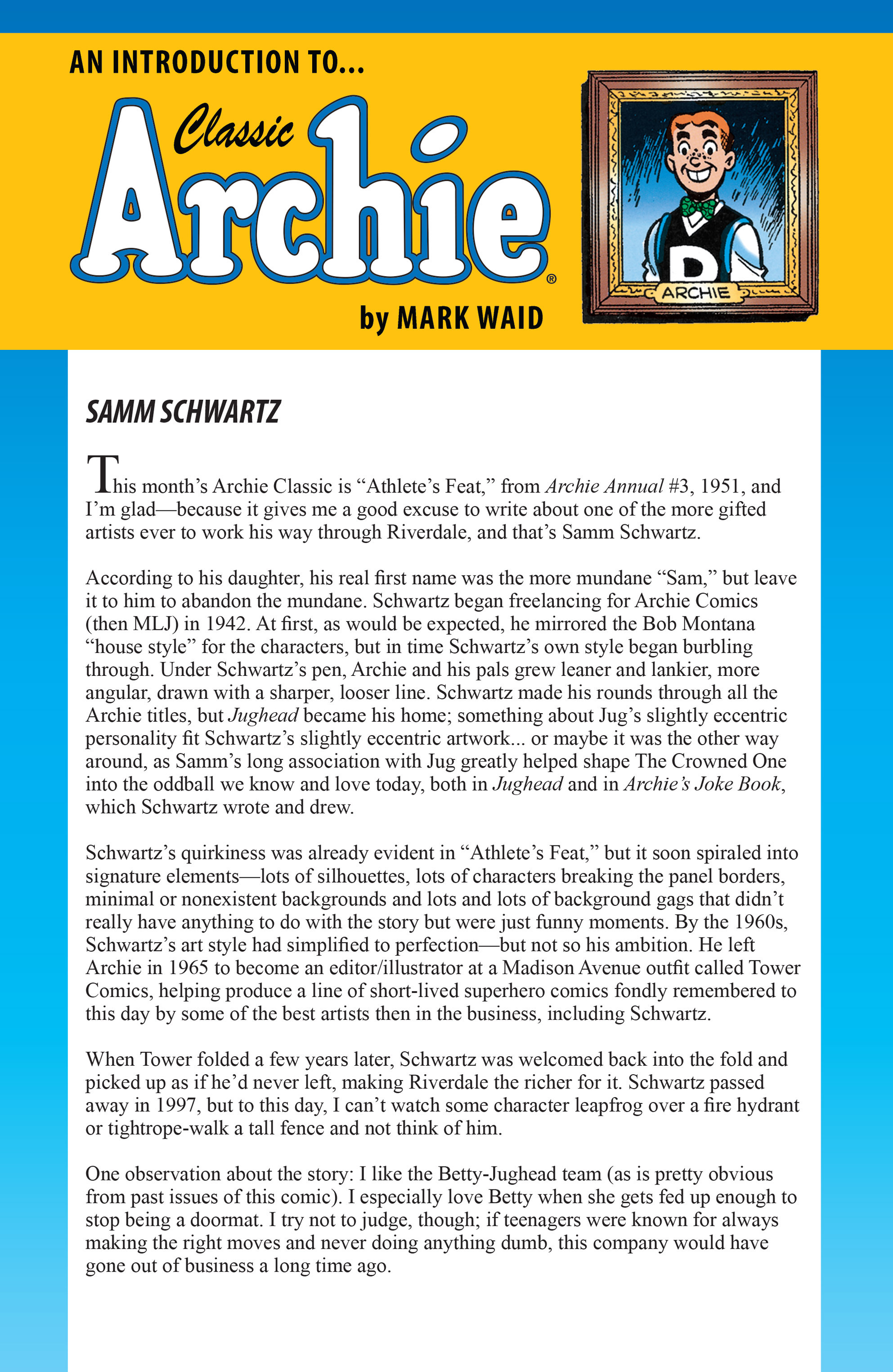 Read online Archie (2015) comic -  Issue #8 - 25