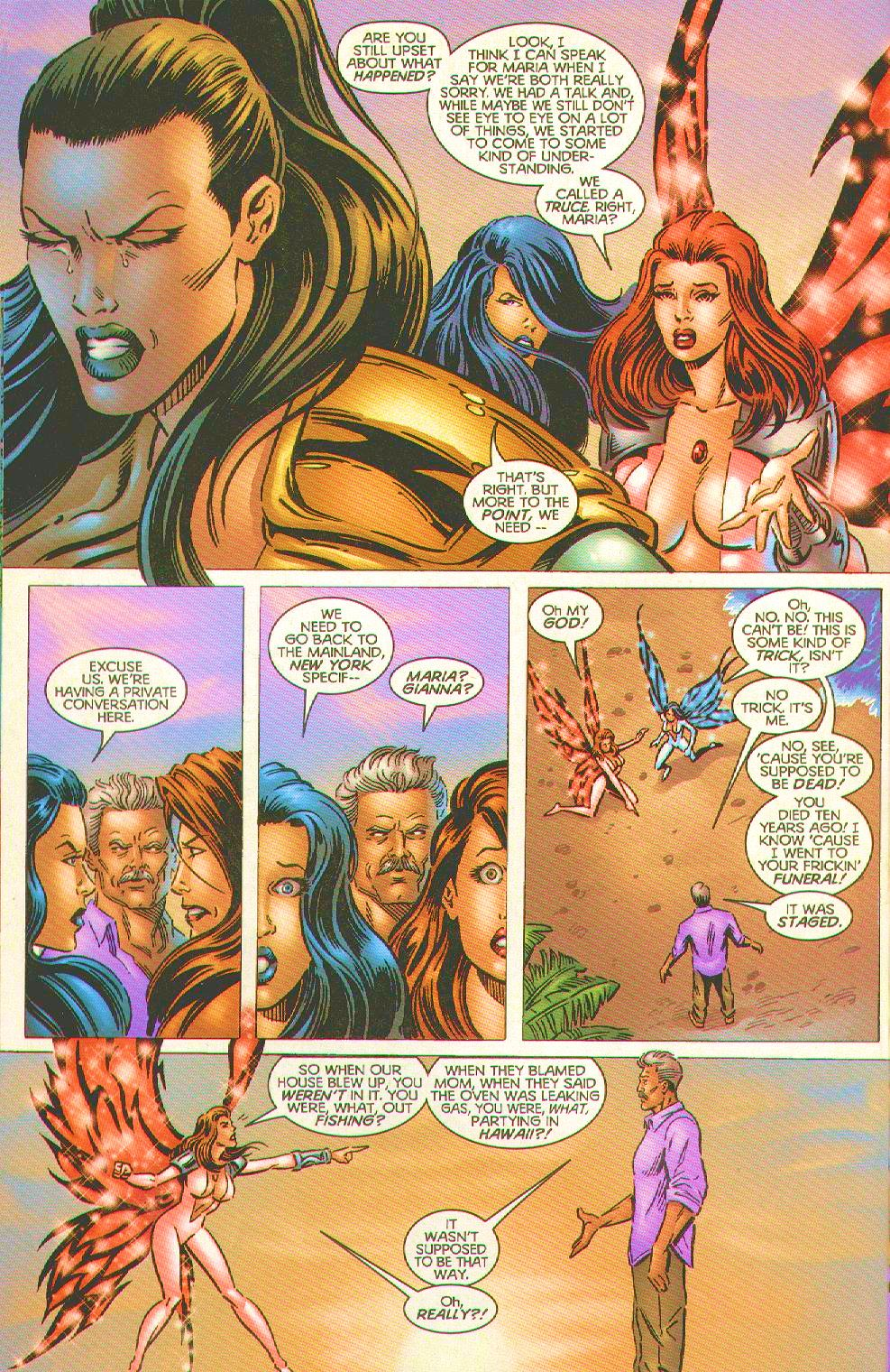 Read online Trinity Angels comic -  Issue #10 - 14