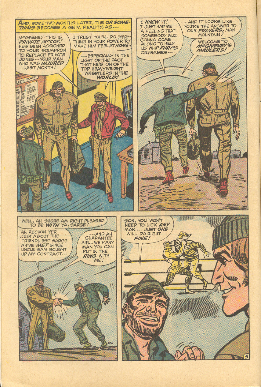 Read online Sgt. Fury comic -  Issue #83 - 8