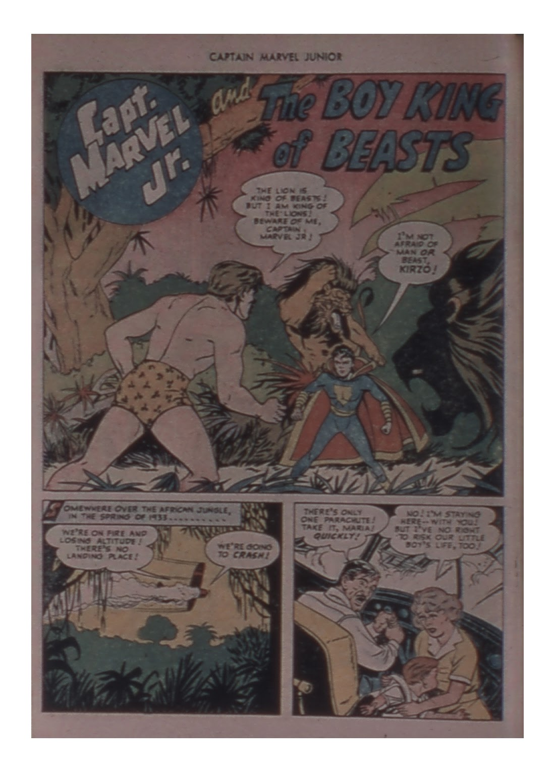 Captain Marvel, Jr. issue 81 - Page 26