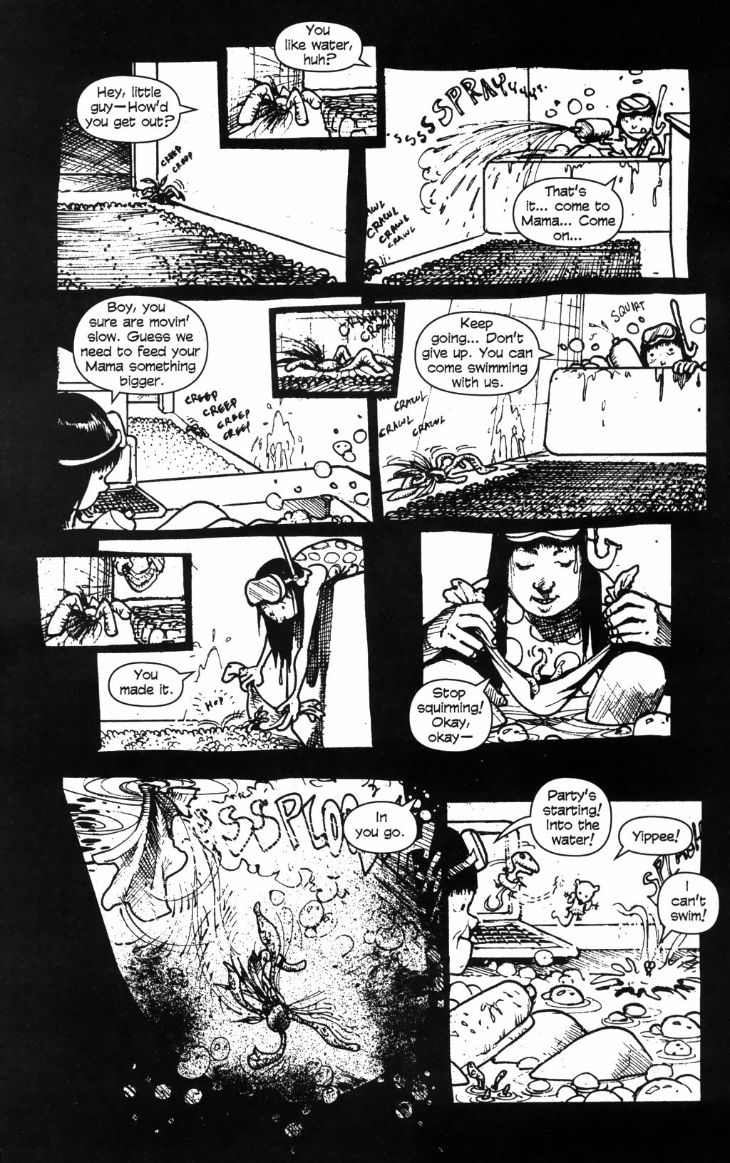 Ojo issue 2 - Page 12
