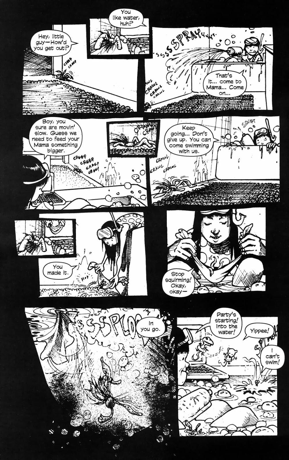 Read online Ojo comic -  Issue #2 - 12