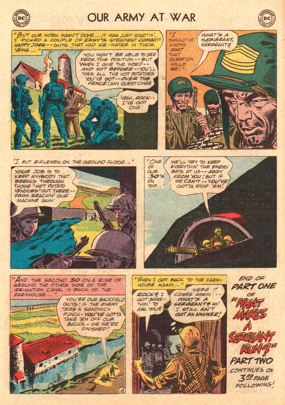 Our Army at War (1952) issue 97 - Page 10