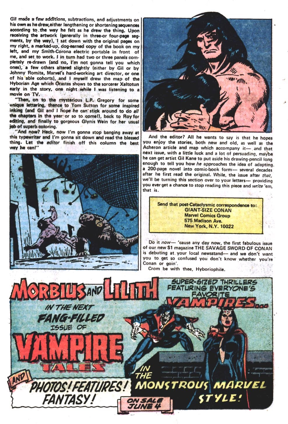 Giant-Size Conan issue 1 - Page 33