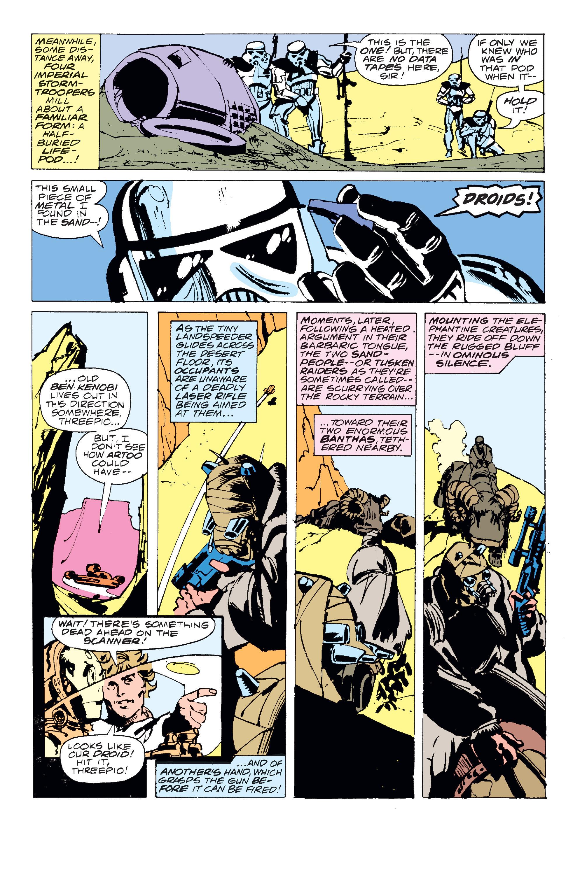 Read online Star Wars Omnibus comic -  Issue # Vol. 13 - 20