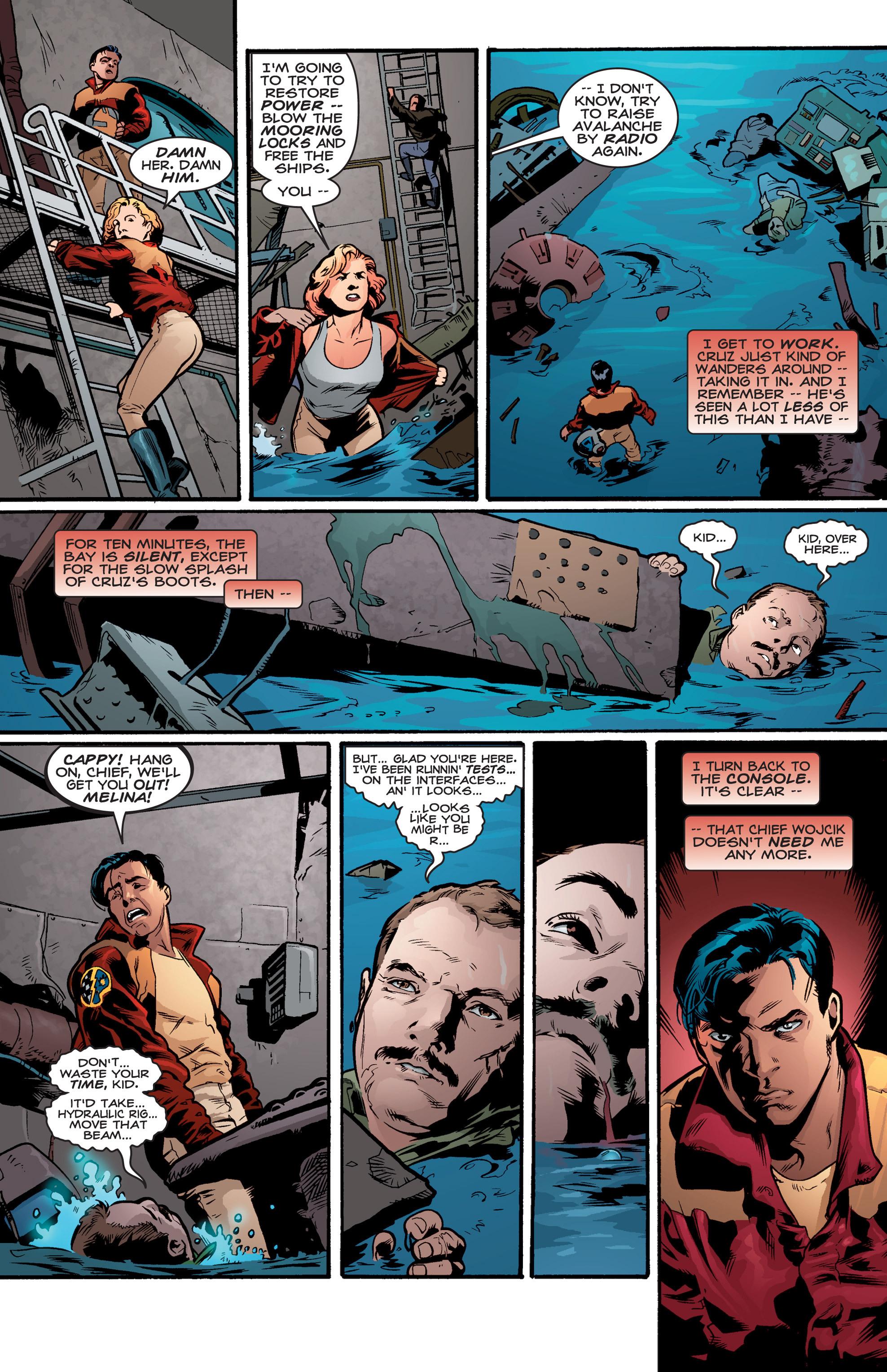 Read online Shockrockets comic -  Issue # TPB - 120