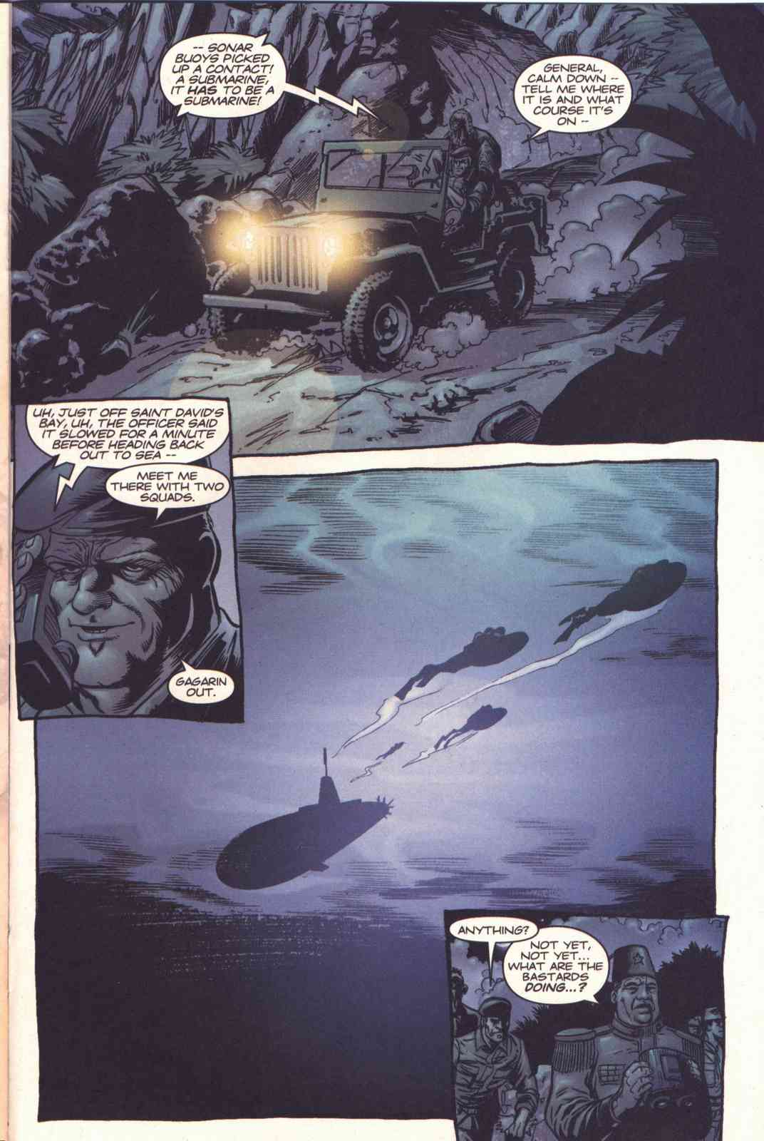 Read online Fury comic -  Issue #3 - 18