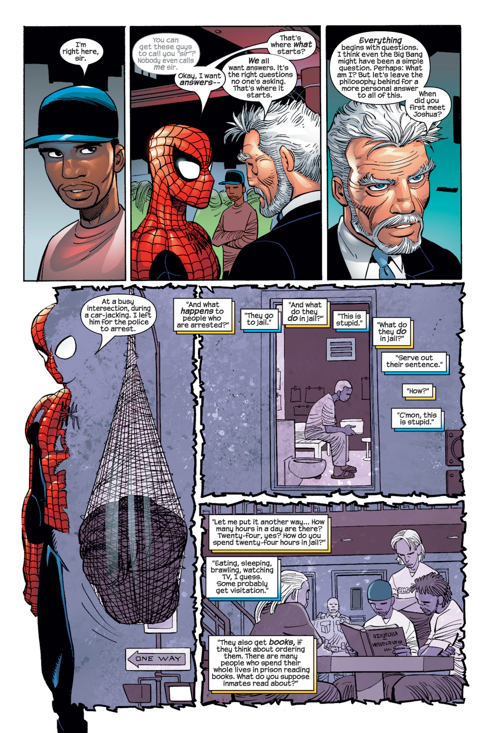 The Amazing Spider-Man (1999) 56 Page 16