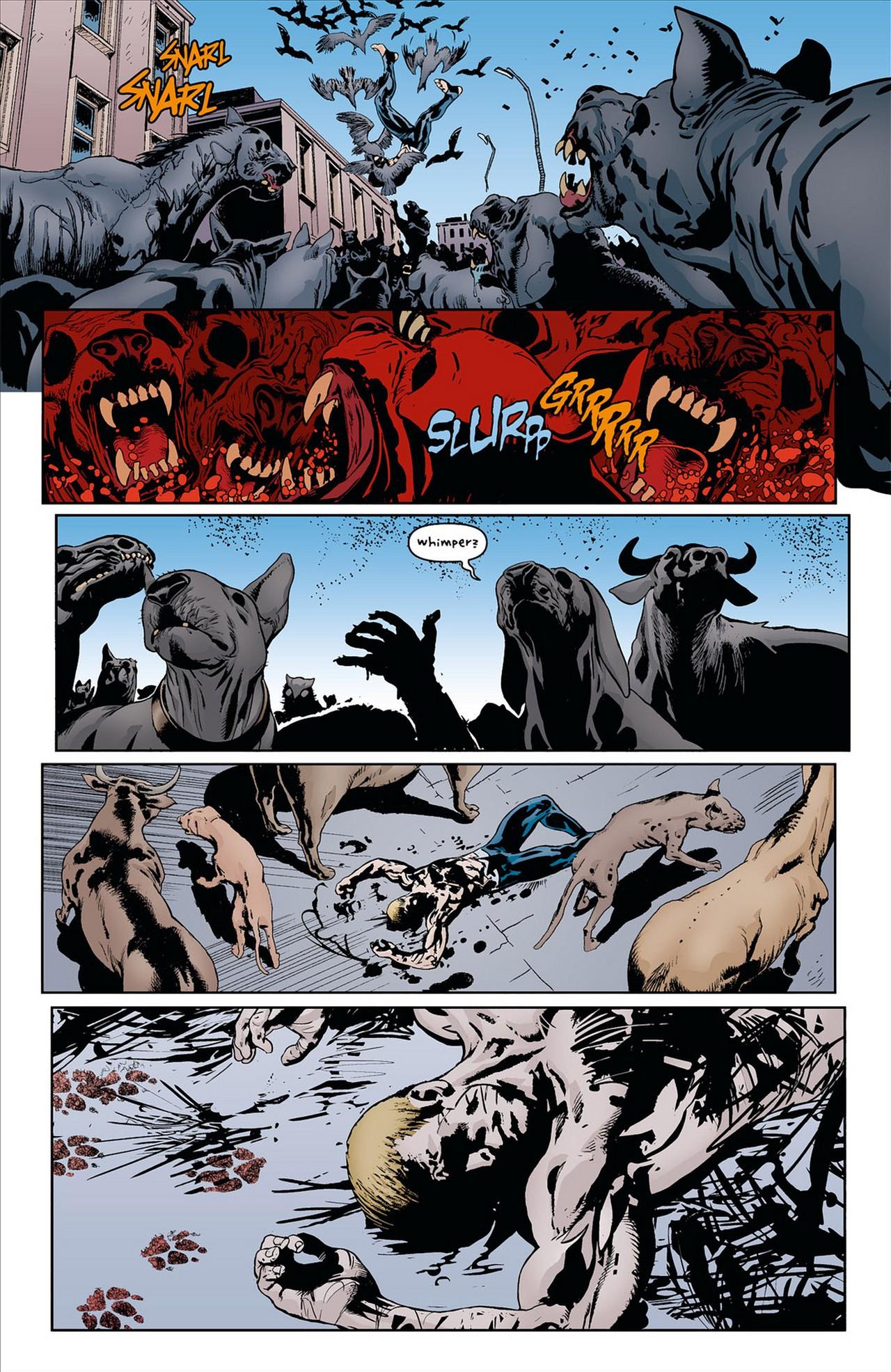 Read online Animal Man (2011) comic -  Issue #8 - 19