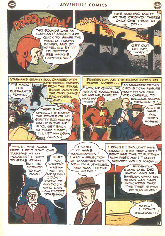 Read online Adventure Comics (1938) comic -  Issue #92 - 29