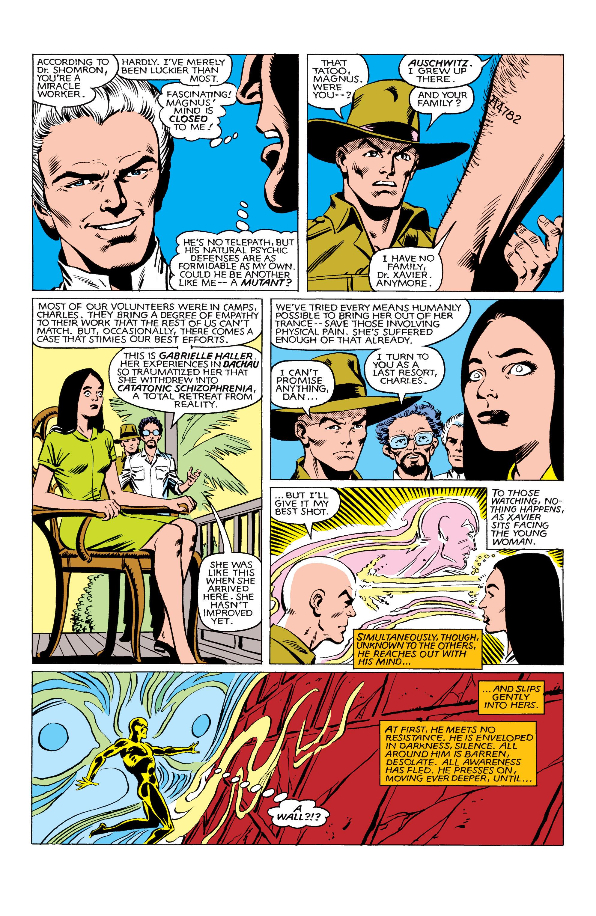 Read online Uncanny X-Men (1963) comic -  Issue #161 - 7