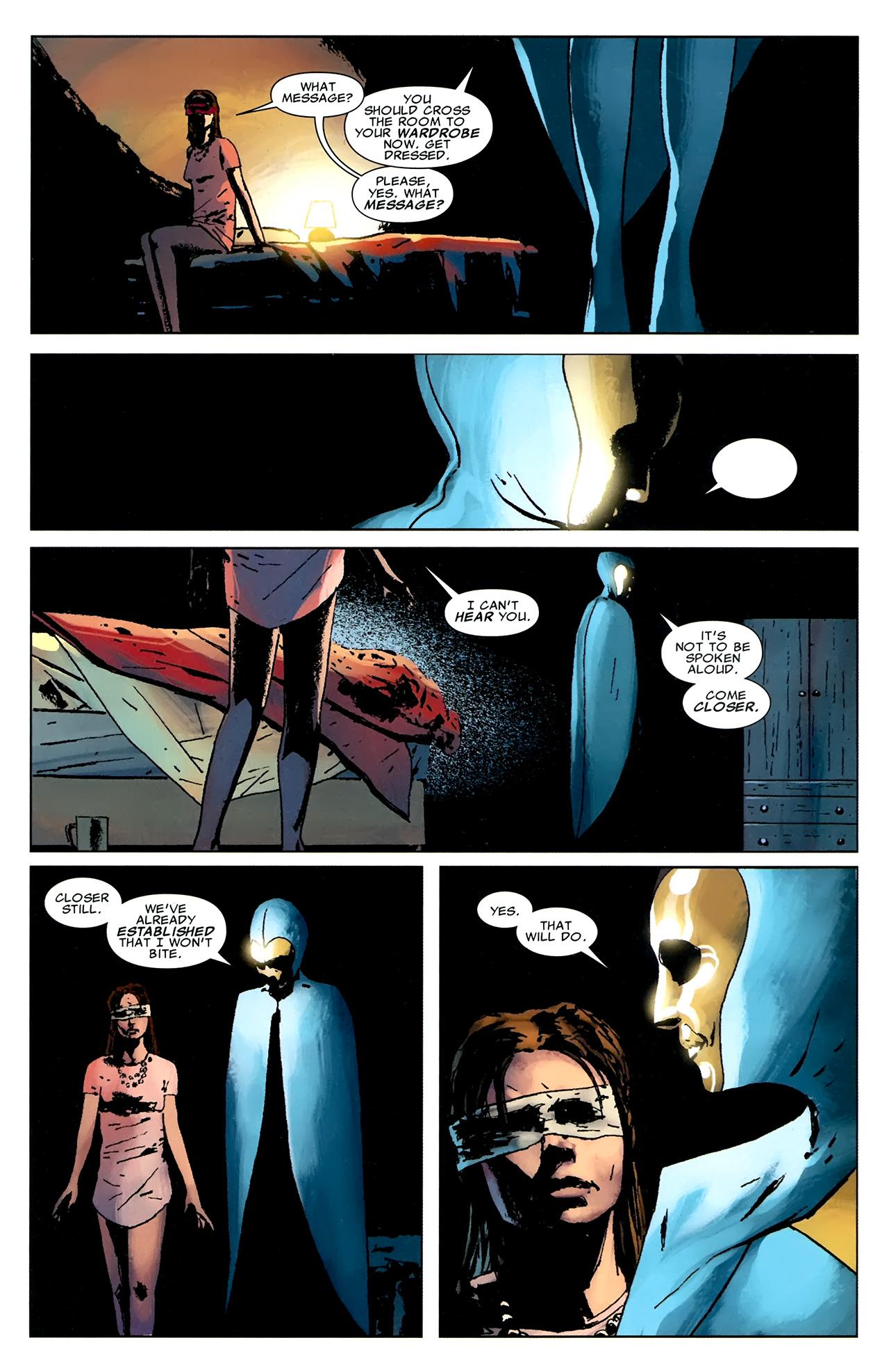 Read online X Necrosha comic -  Issue # Full - 46