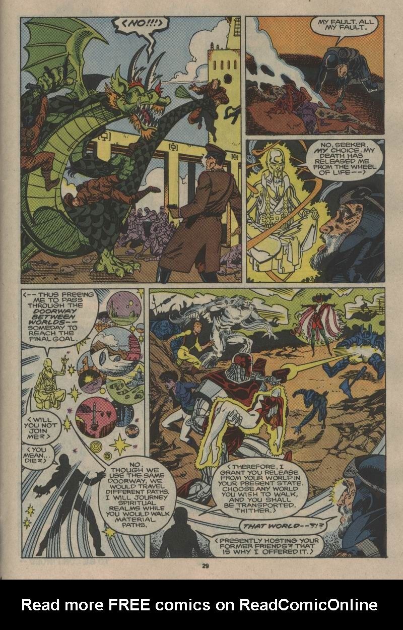 Read online Alpha Flight (1983) comic -  Issue #59 - 22