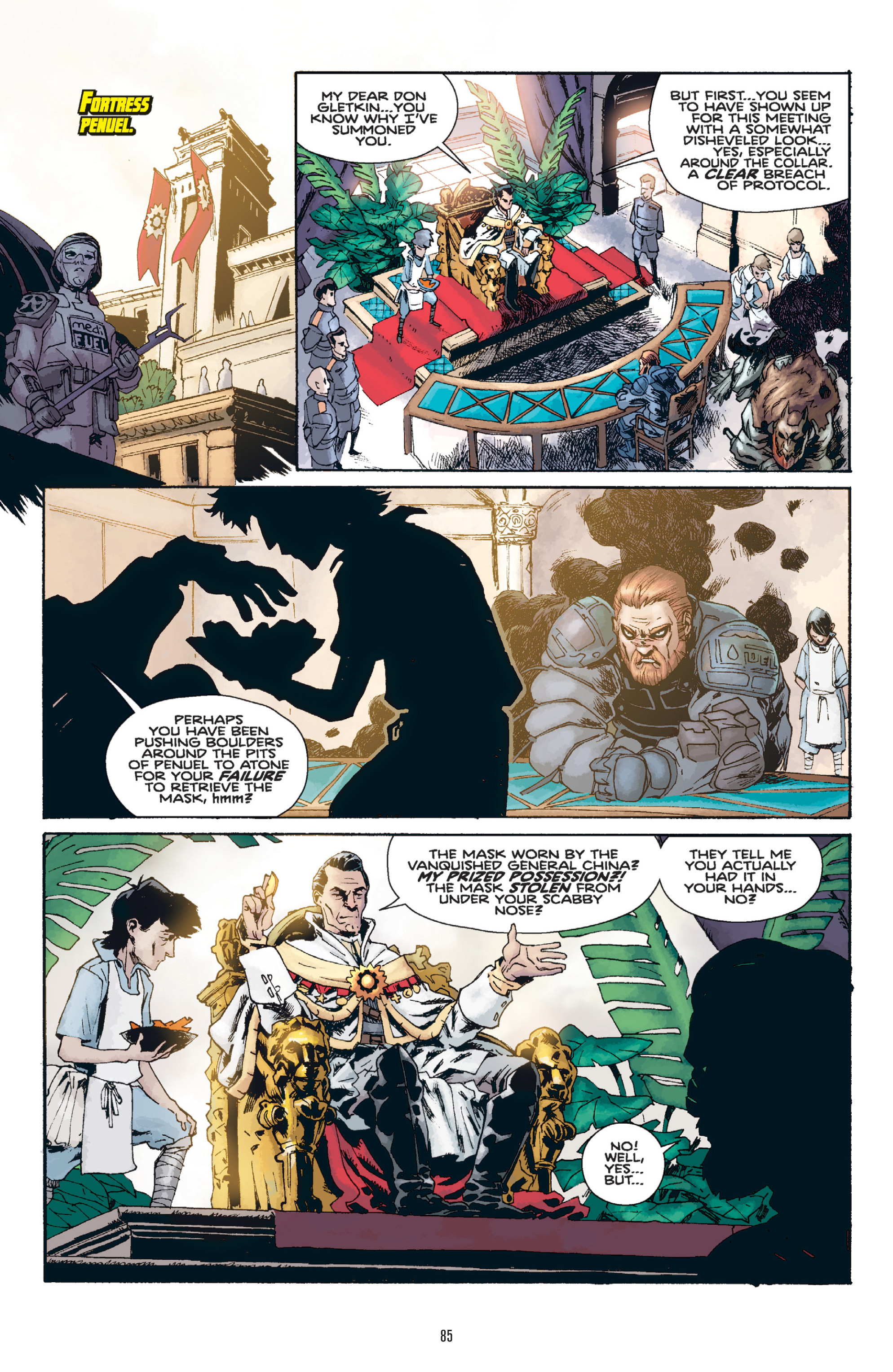 Read online Orchid comic -  Issue # TPB 1 - 84