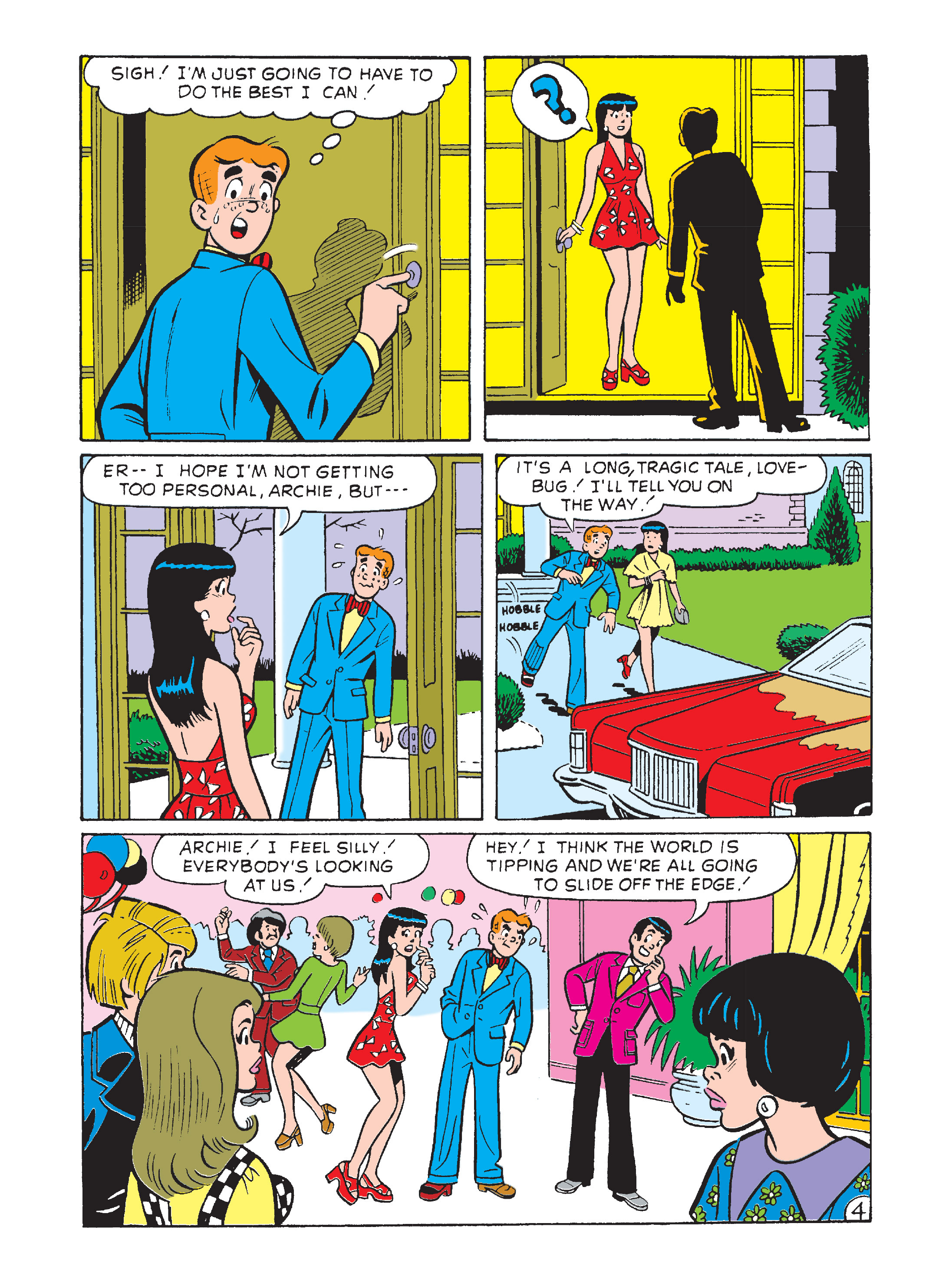 Read online Archie's Funhouse Double Digest comic -  Issue #10 - 108