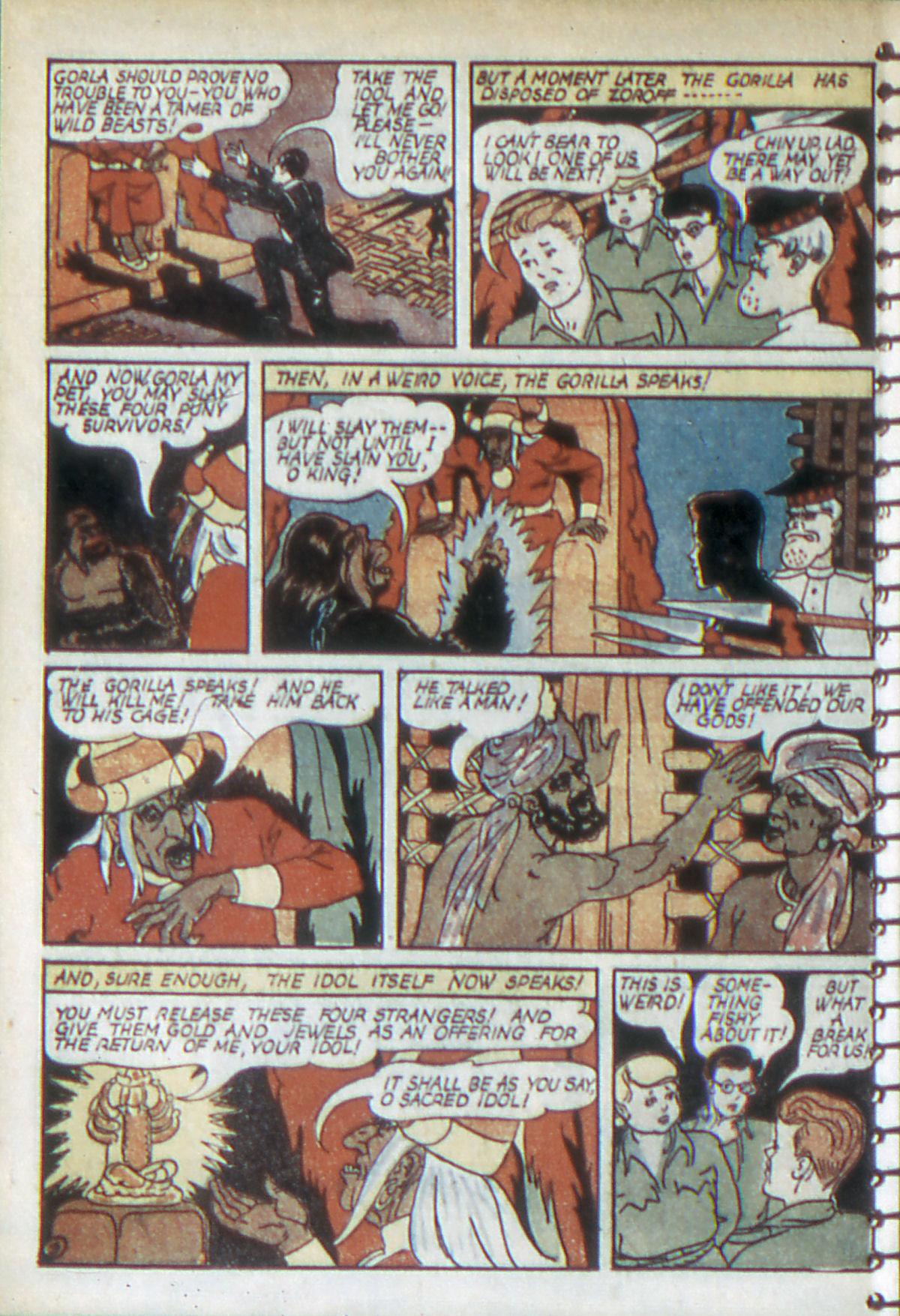 Read online Adventure Comics (1938) comic -  Issue #52 - 17