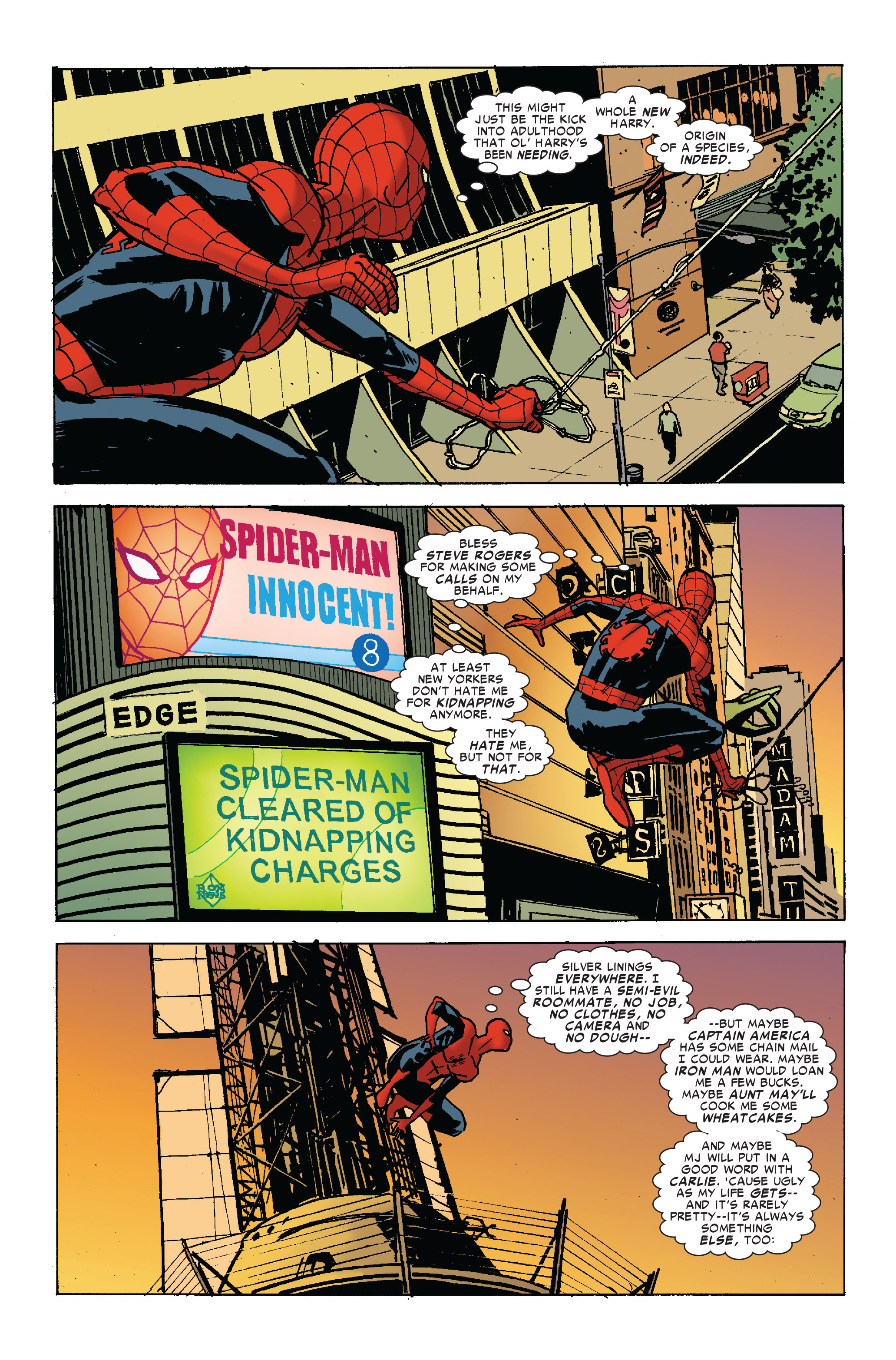 The Amazing Spider-Man (1963) 646 Page 21