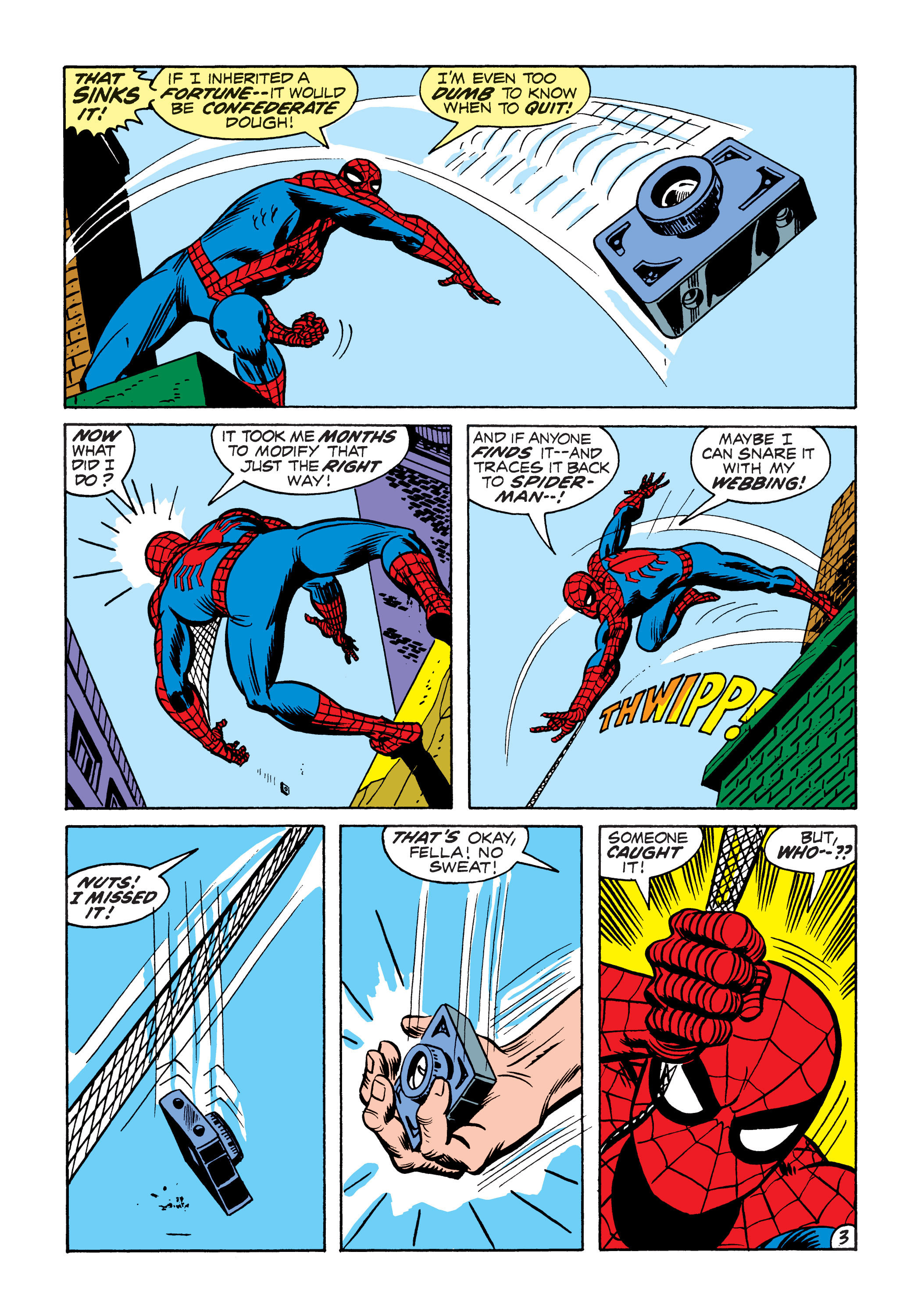 The Amazing Spider-Man (1963) 110 Page 3
