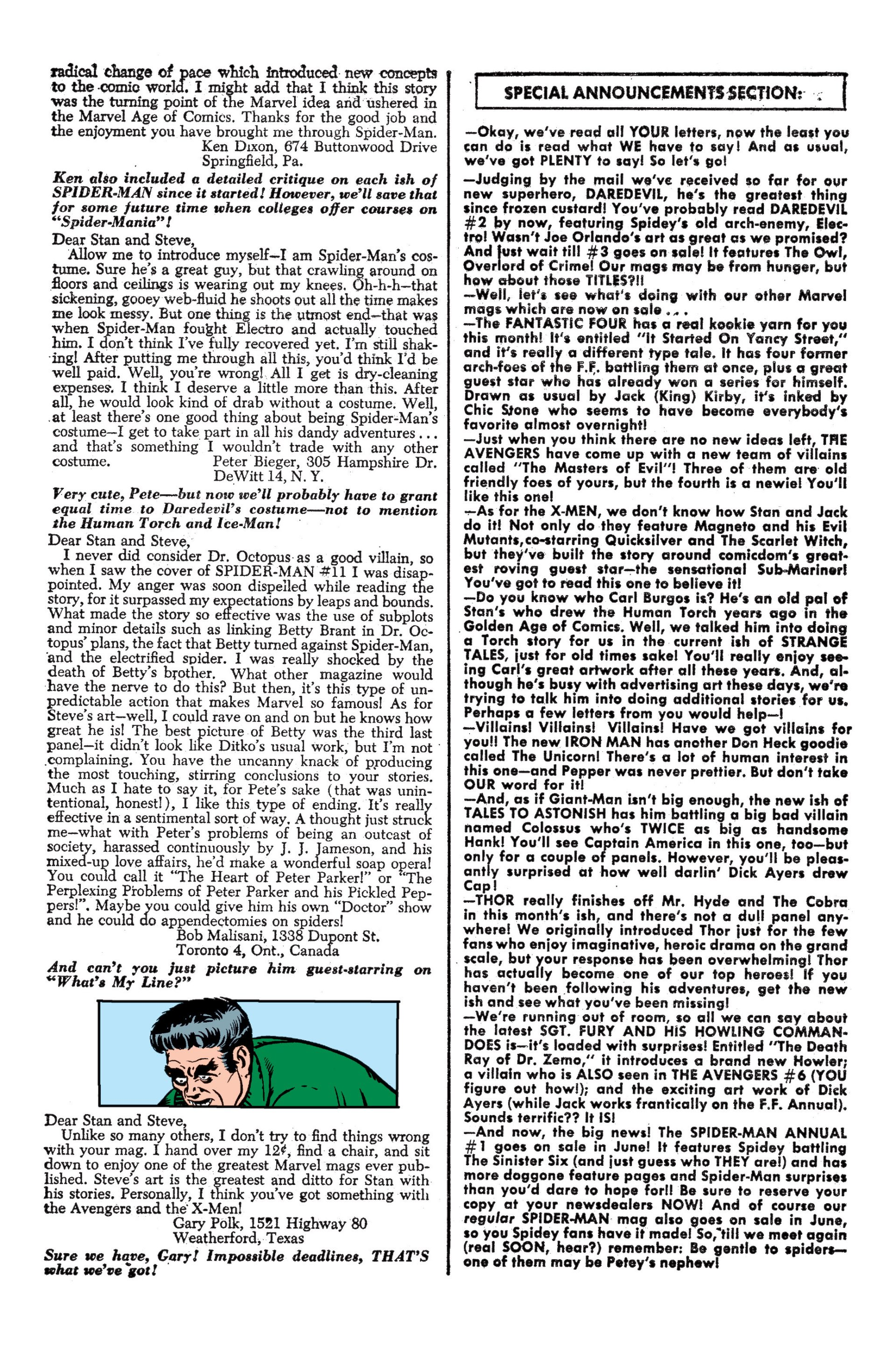 The Amazing Spider-Man (1963) 15 Page 24