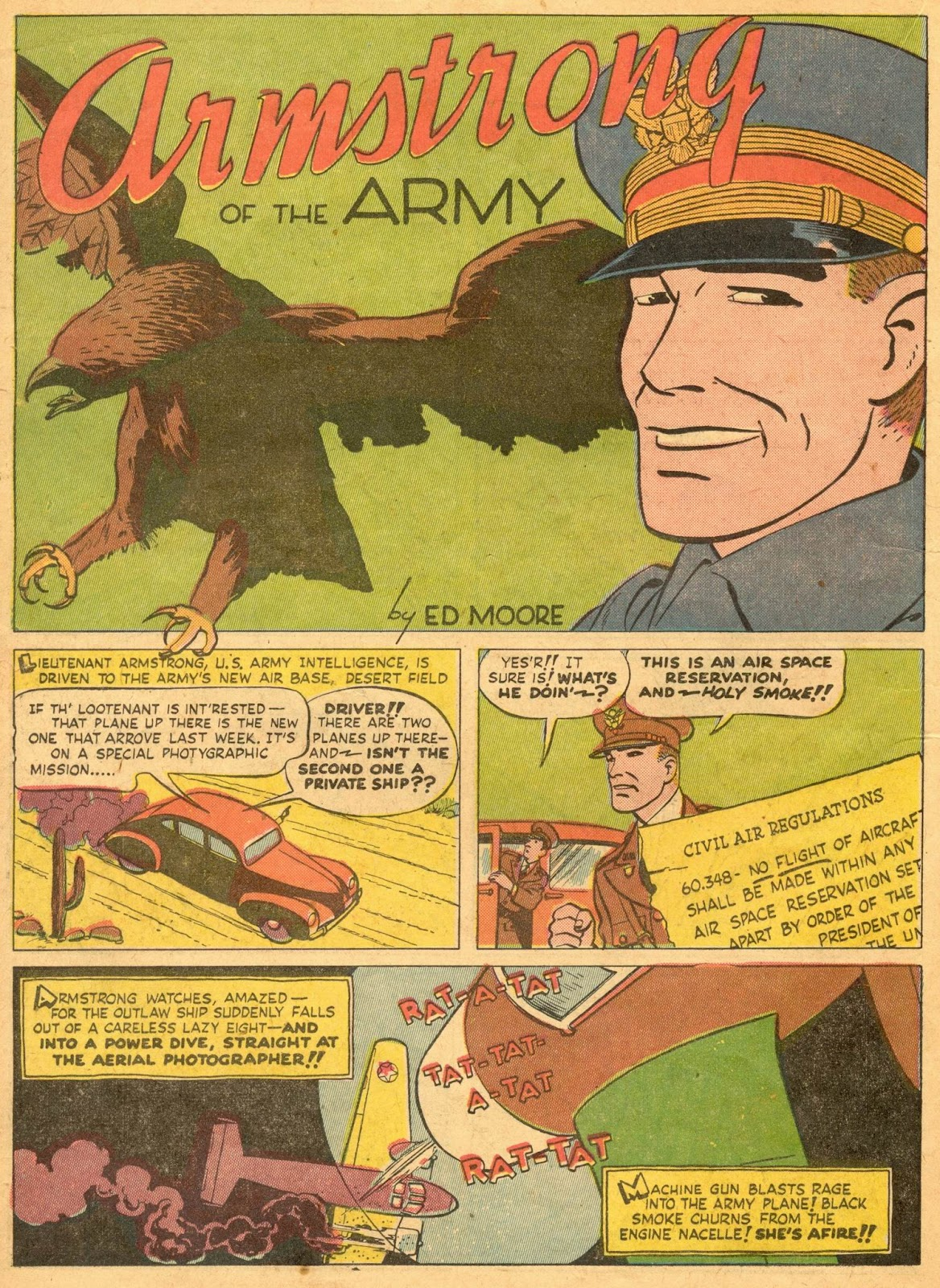 Star Spangled Comics (1941) issue 1 - Page 40