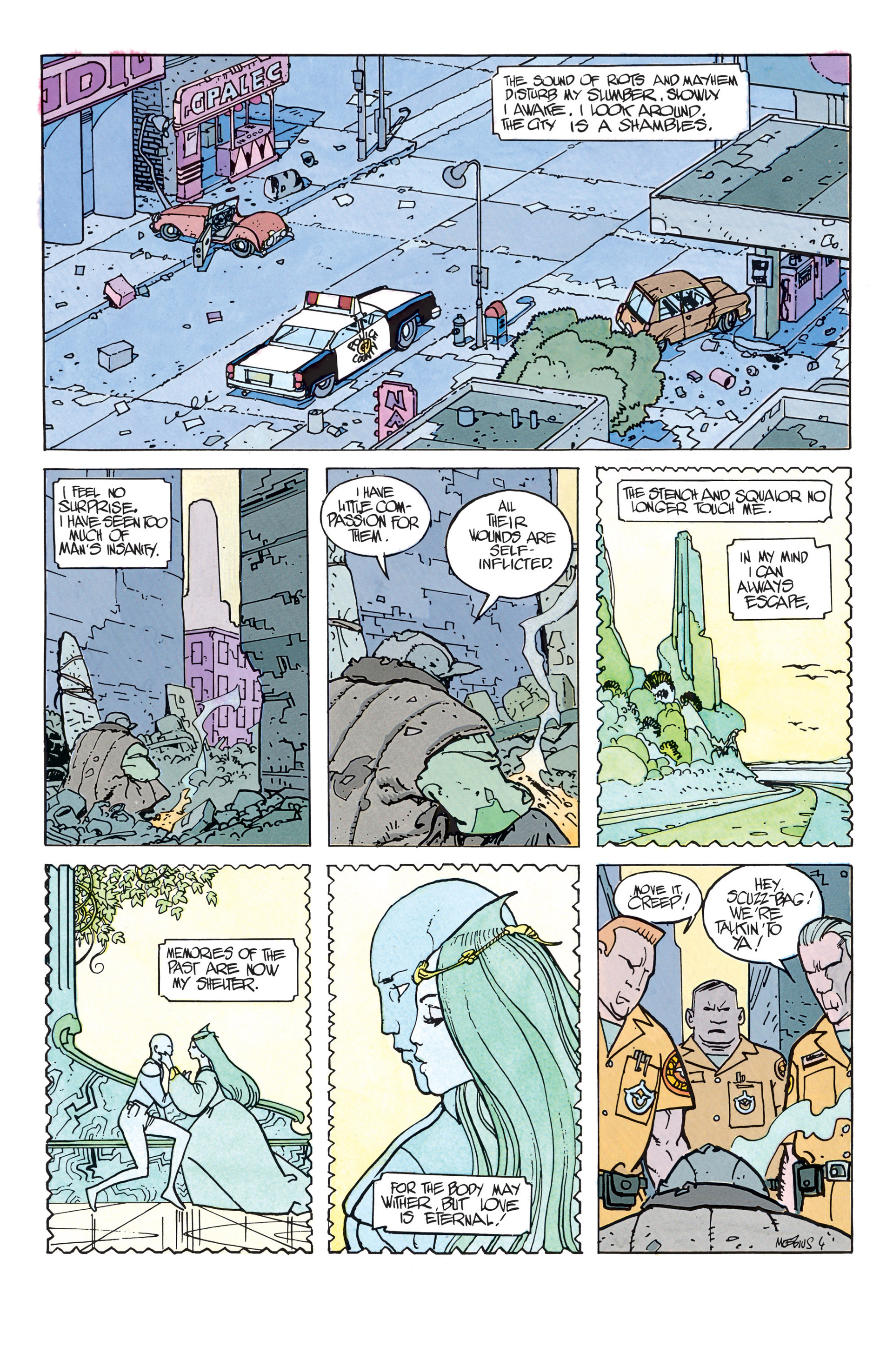 Read online Silver Surfer (1988) comic -  Issue #1 - 6