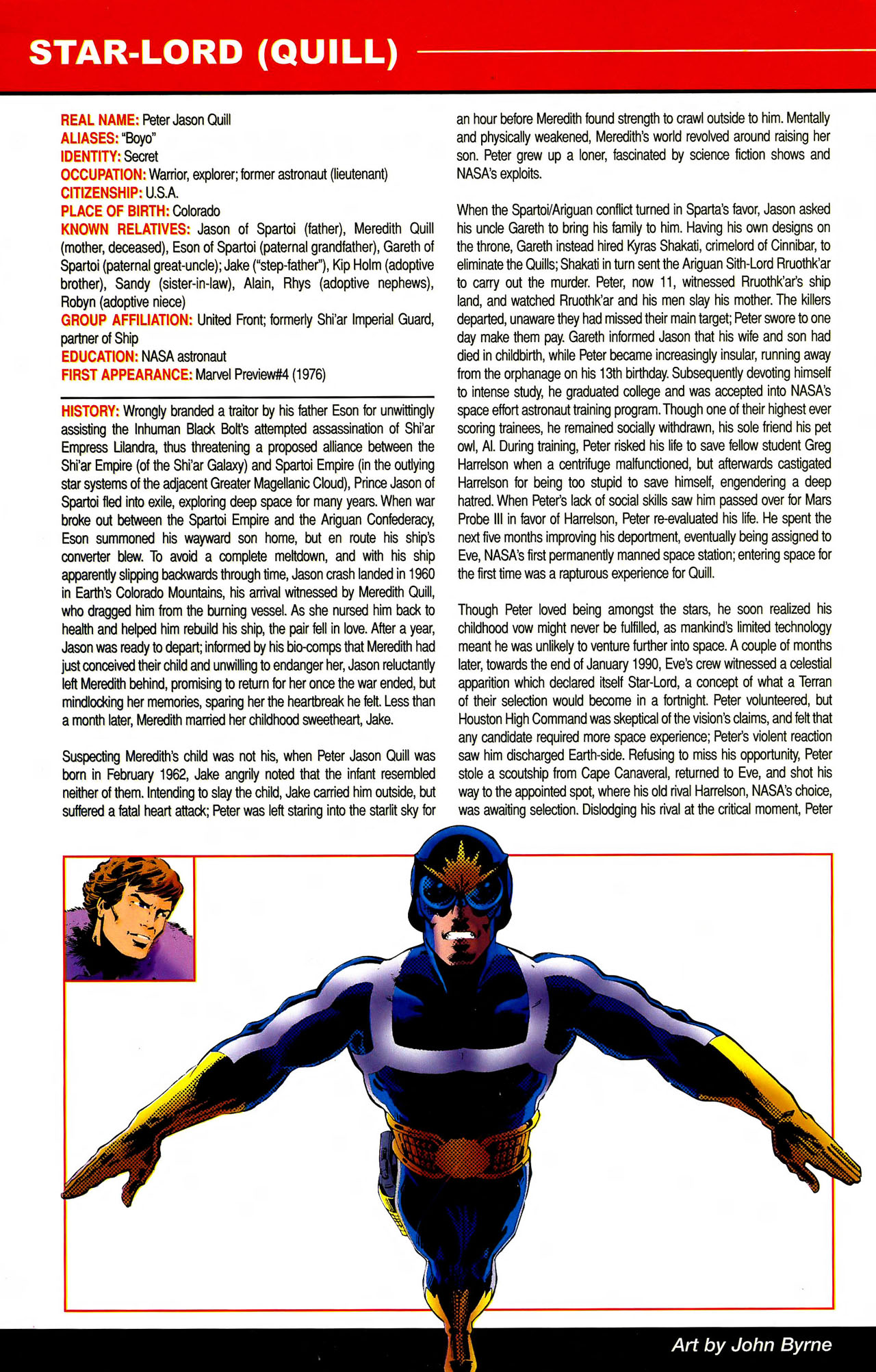 Read online All-New Official Handbook of the Marvel Universe A to Z comic -  Issue #10 - 56