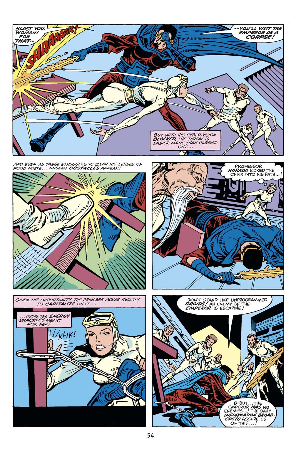 Read online Star Wars Omnibus comic -  Issue # Vol. 14 - 54