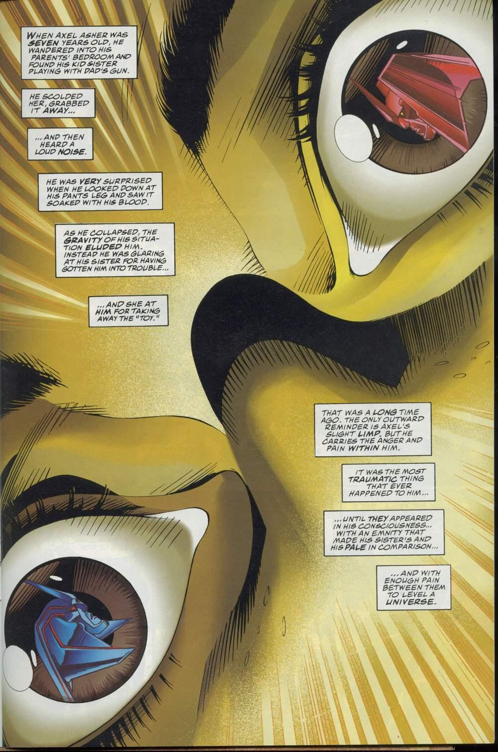 Read online DC Versus Marvel Comics comic -  Issue #2 - 3