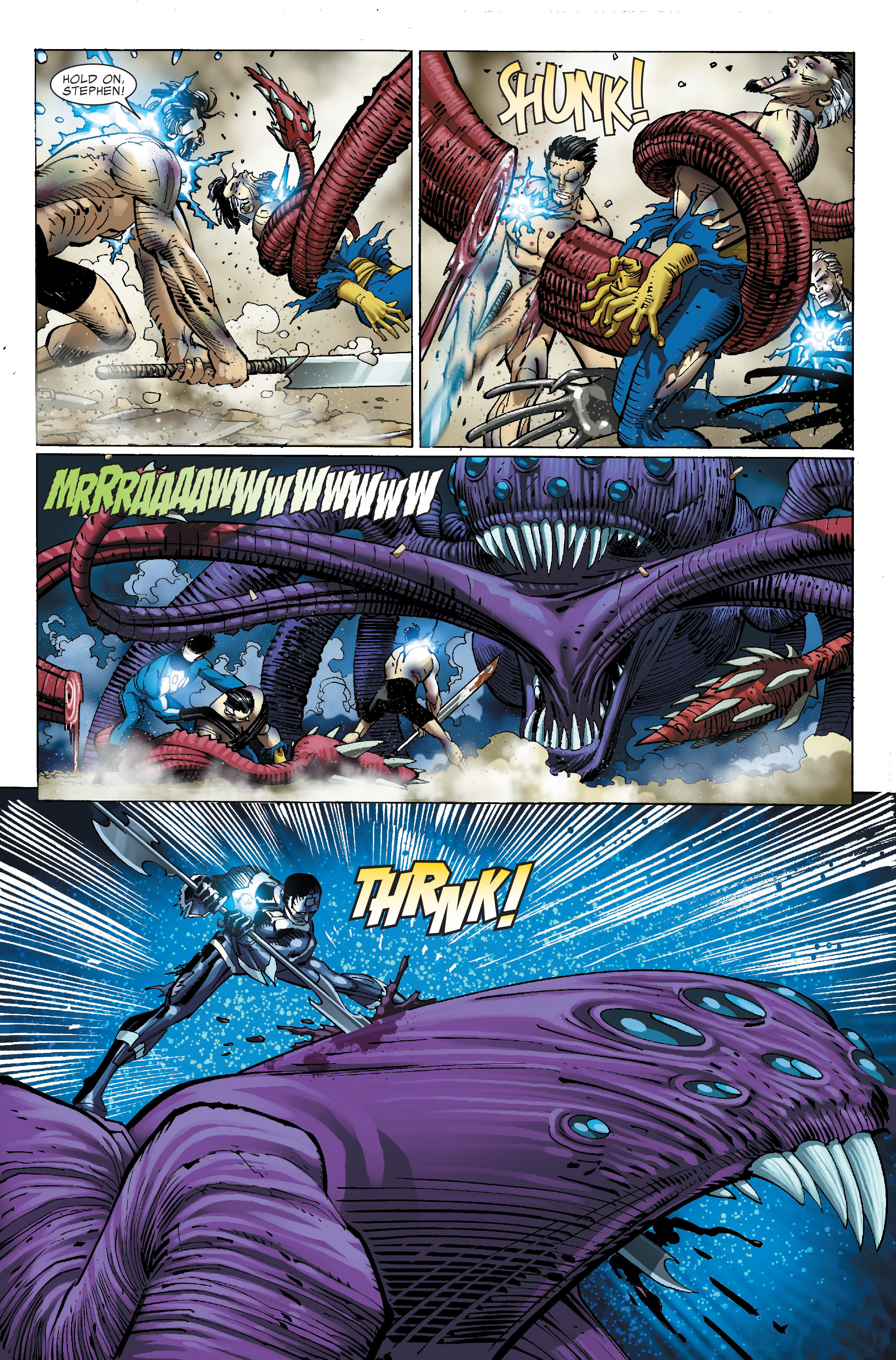Read online World War Hulk comic -  Issue #4 - 22