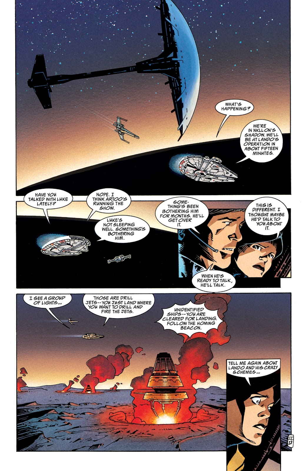 Read online Star Wars Legends: The New Republic - Epic Collection comic -  Issue # TPB 4 (Part 1) - 54