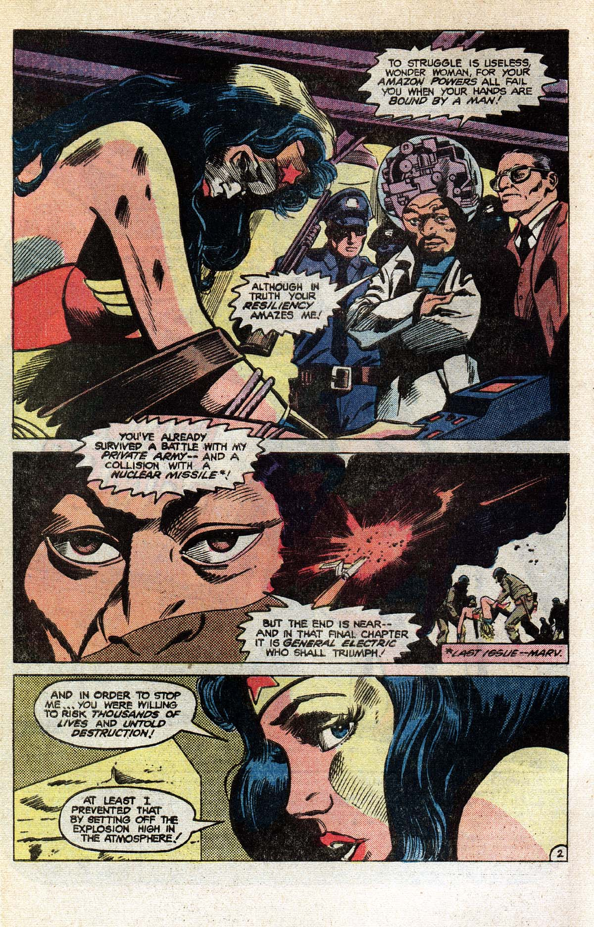 Read online Wonder Woman (1942) comic -  Issue #296 - 3
