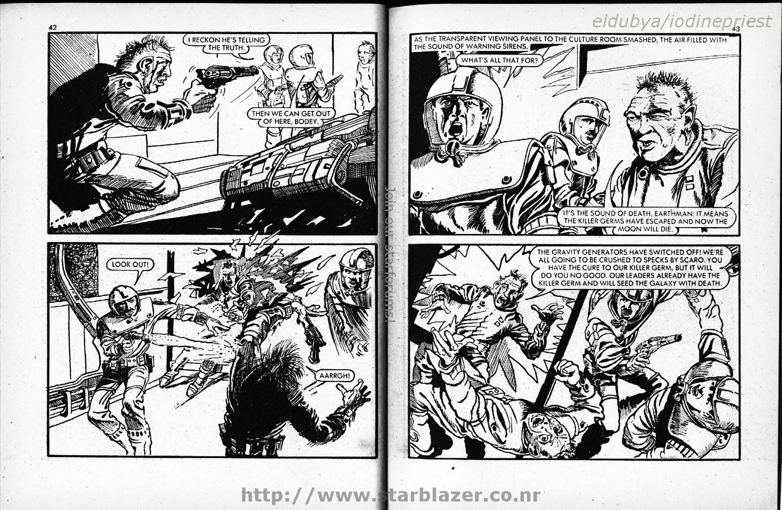 Starblazer issue 70 - Page 23