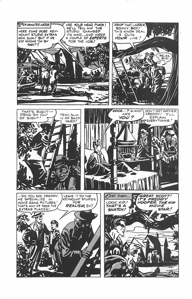 Read online Golden-Age Men of Mystery comic -  Issue #6 - 6