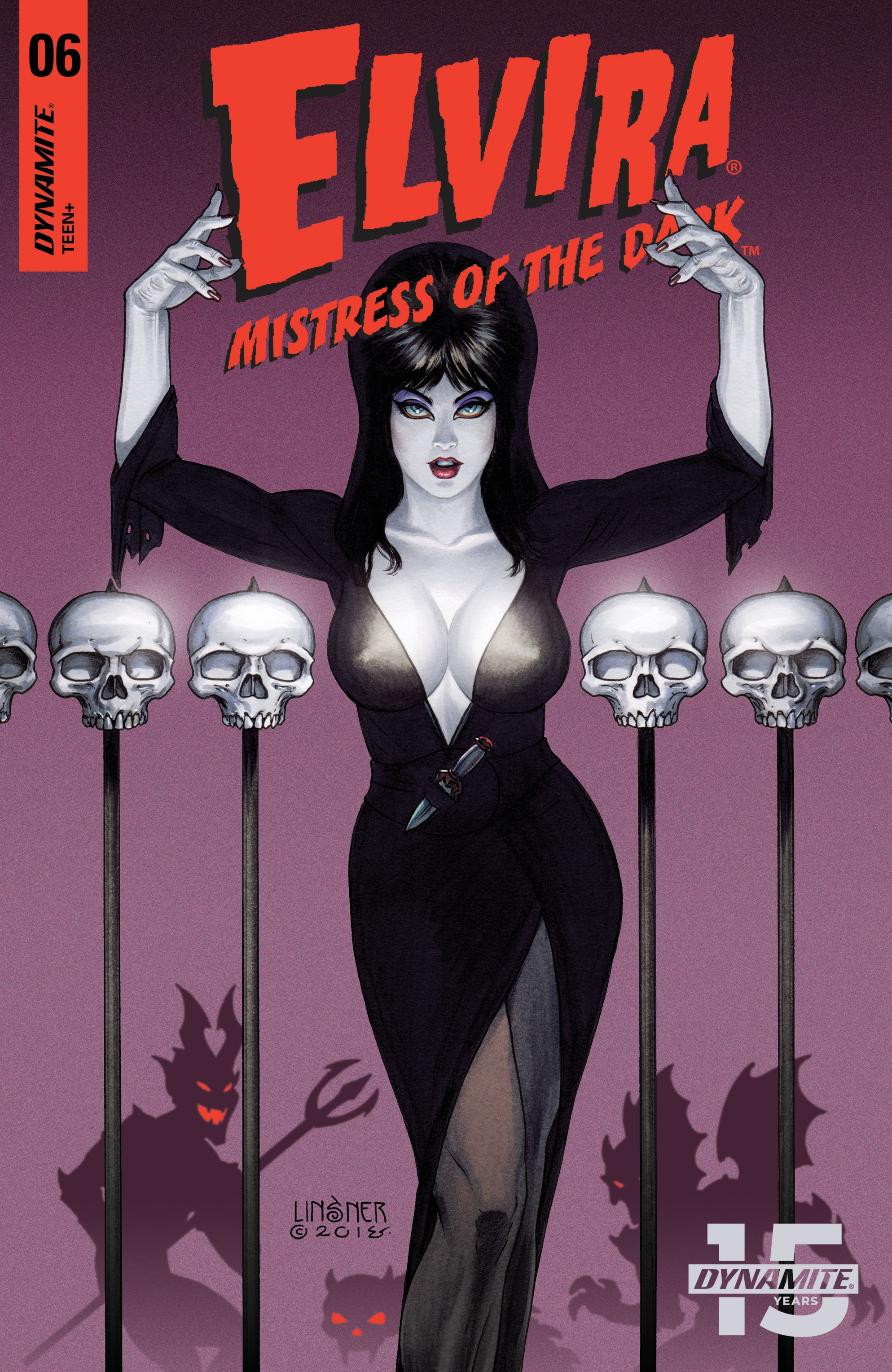 Elvira: Mistress of the Dark (2018) 6 Page 1
