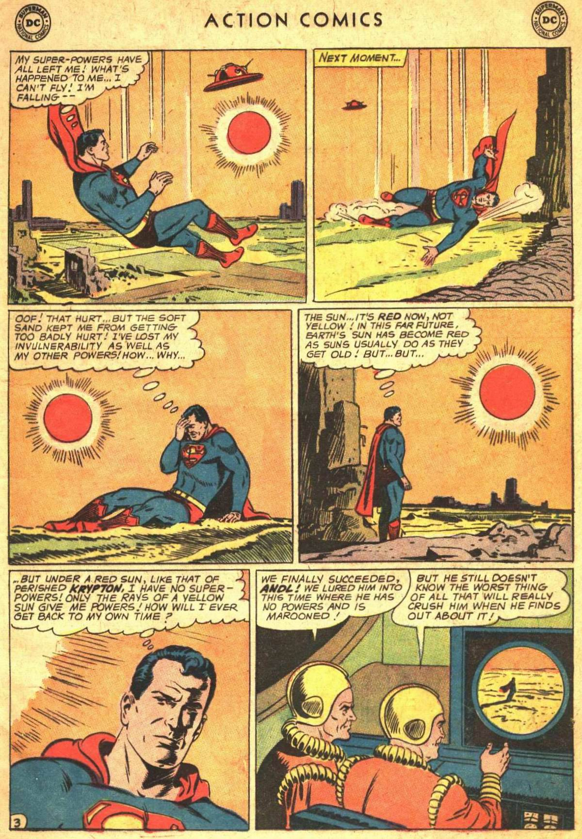 Read online Action Comics (1938) comic -  Issue #300 - 5