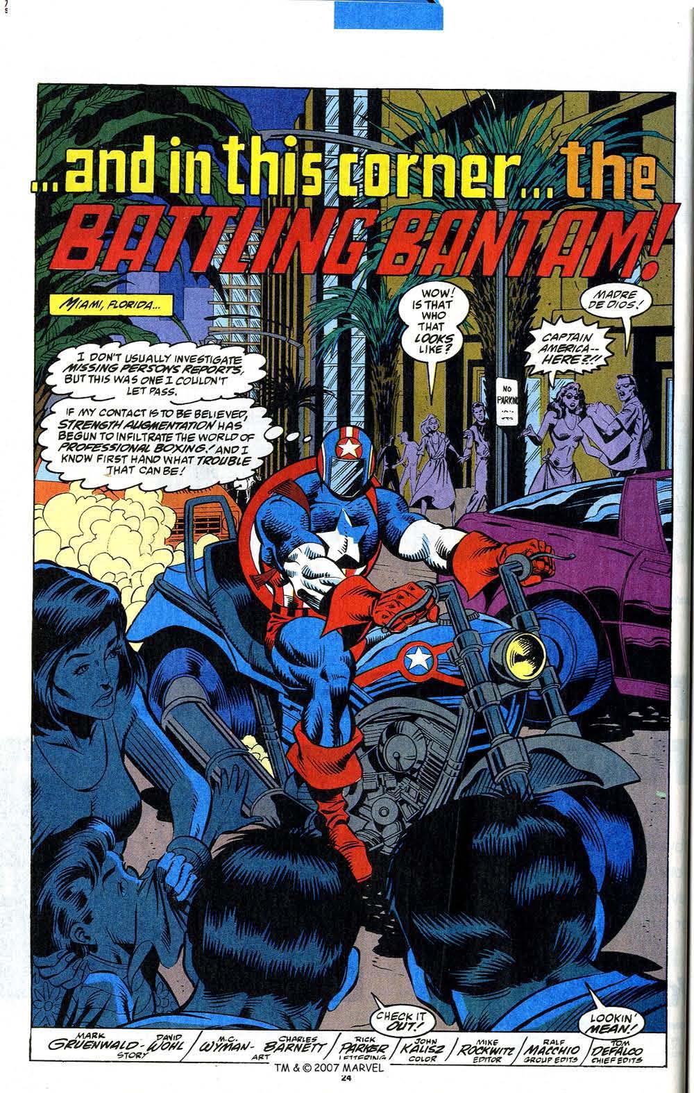 Read online Captain America (1968) comic -  Issue # _Annual 12 - 26