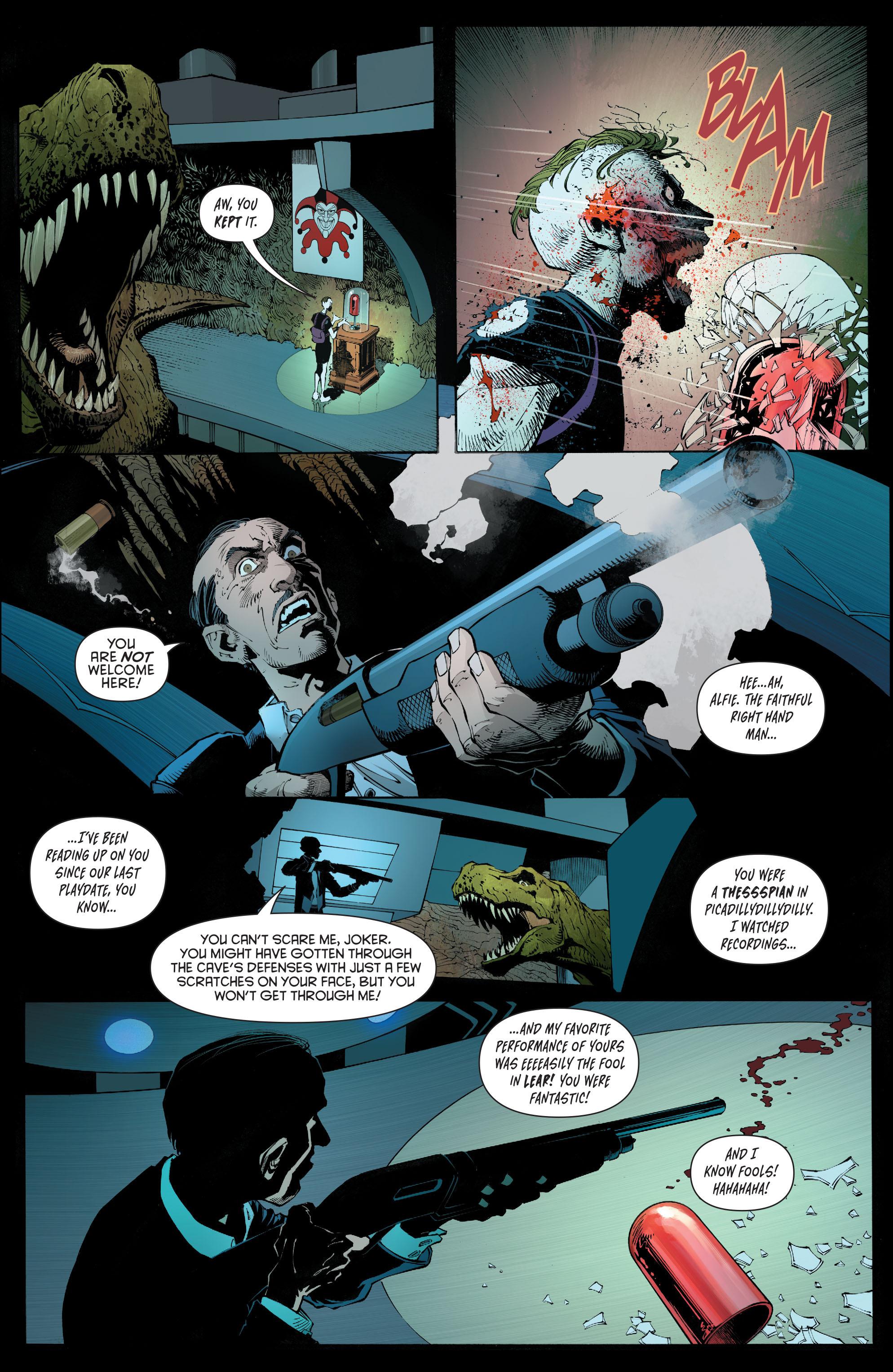 Read online Batman (2011) comic -  Issue # _TPB 7 - 113