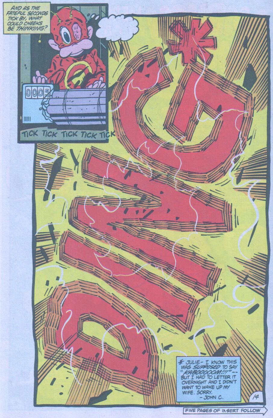 Read online Ambush Bug comic -  Issue #1 - 15