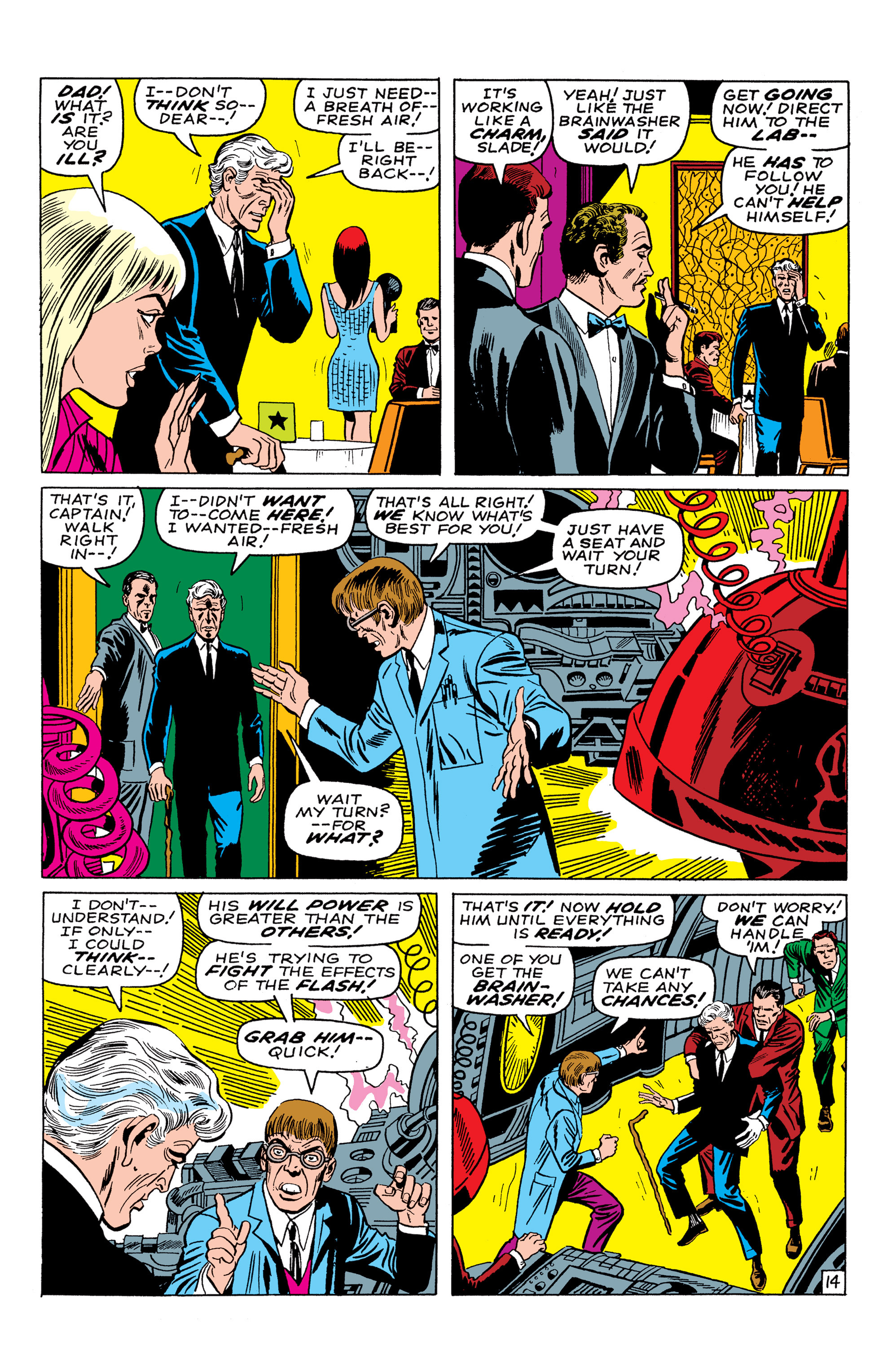 The Amazing Spider-Man (1963) 59 Page 14