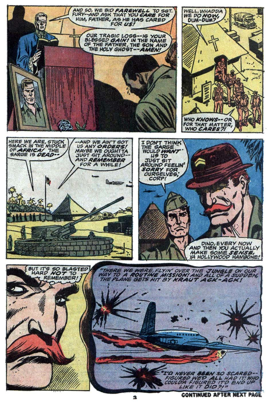 Read online Sgt. Fury comic -  Issue #114 - 5
