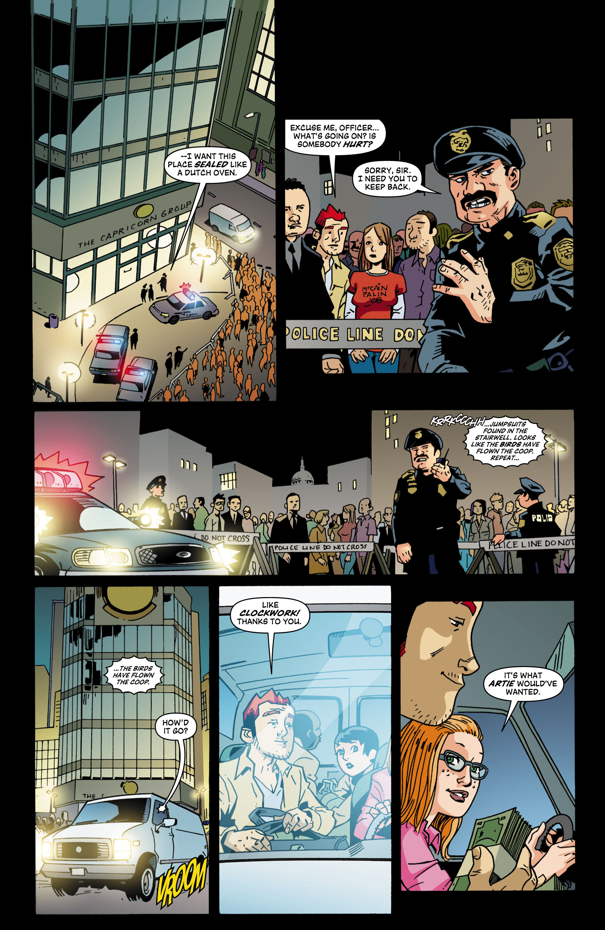 Read online Red Herring comic -  Issue #6 - 6
