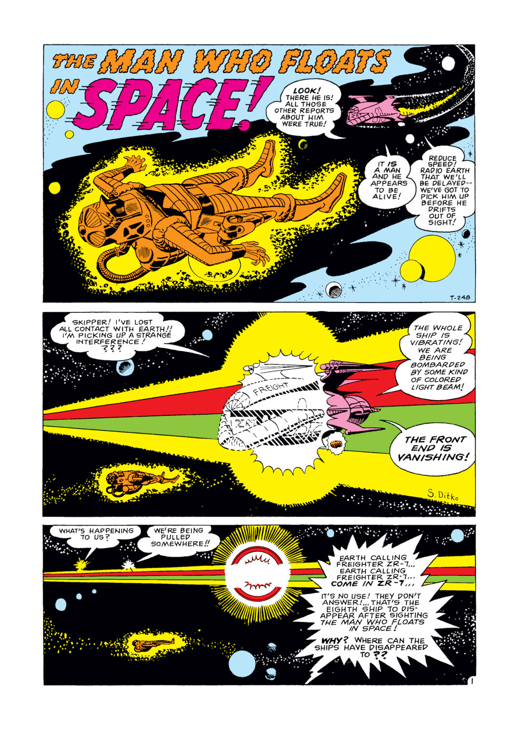 Tales to Astonish (1959) issue 4 - Page 22