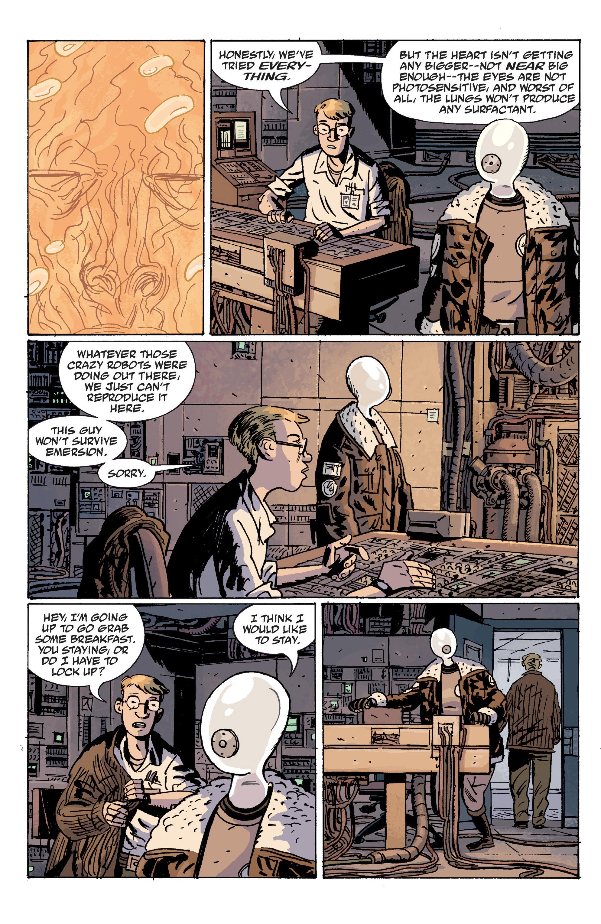 Read online B.P.R.D. (2003) comic -  Issue # TPB 10 - 14