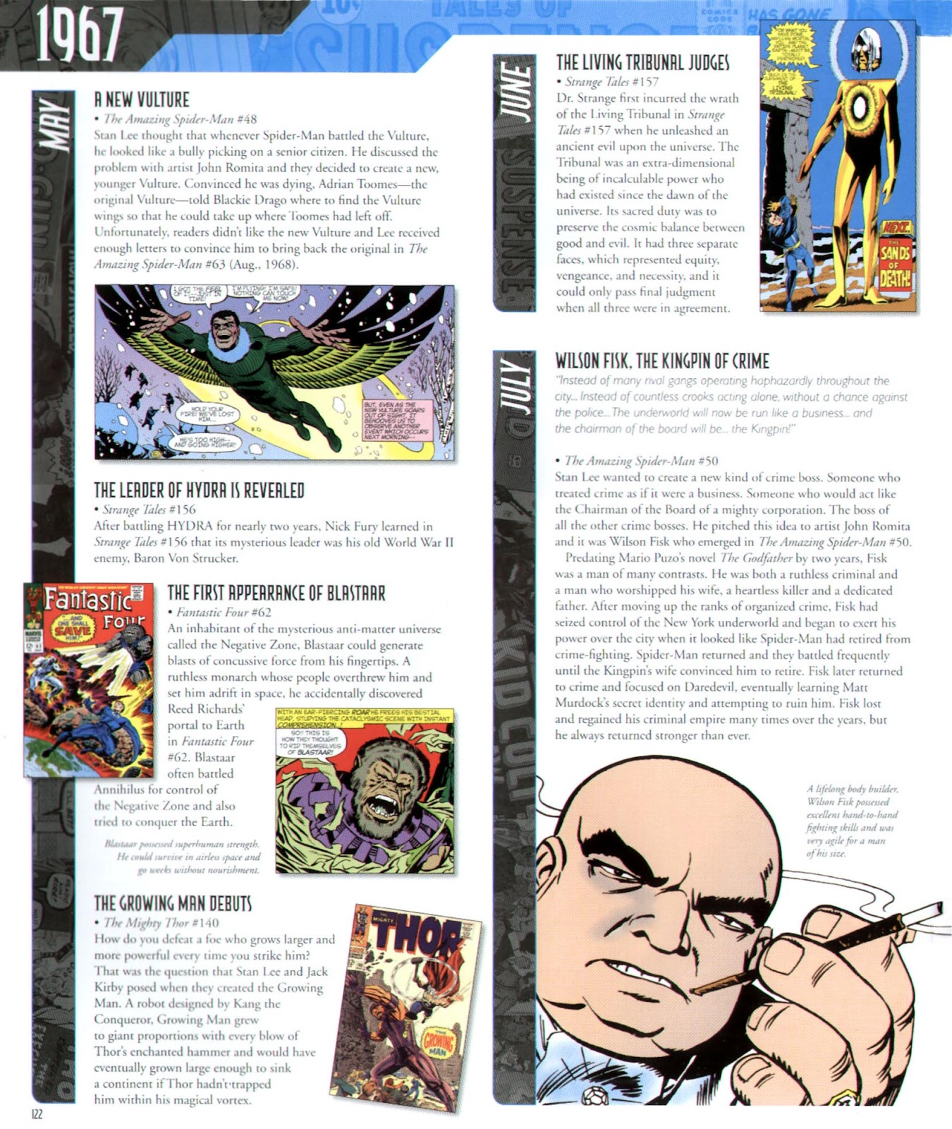 Read online Marvel Chronicle comic -  Issue # TPB (Part 2) - 21