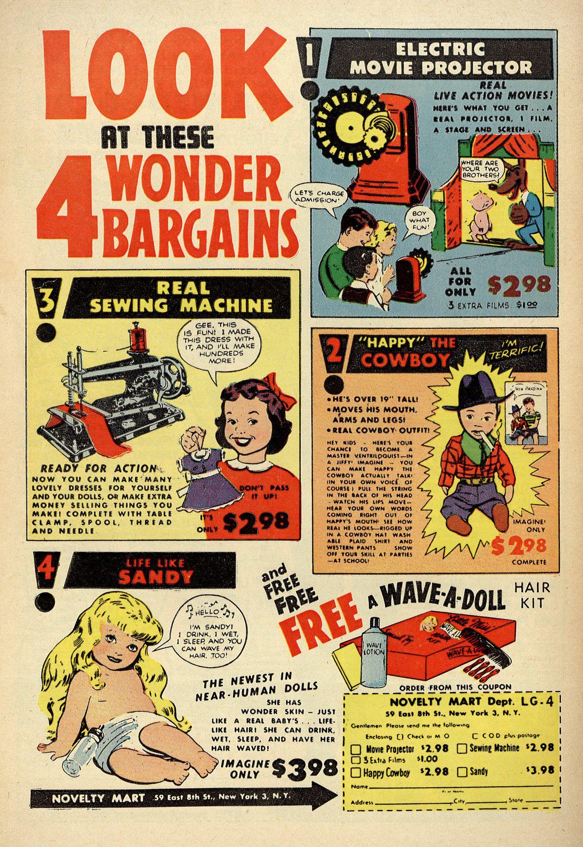 Daredevil (1941) issue 101 - Page 36