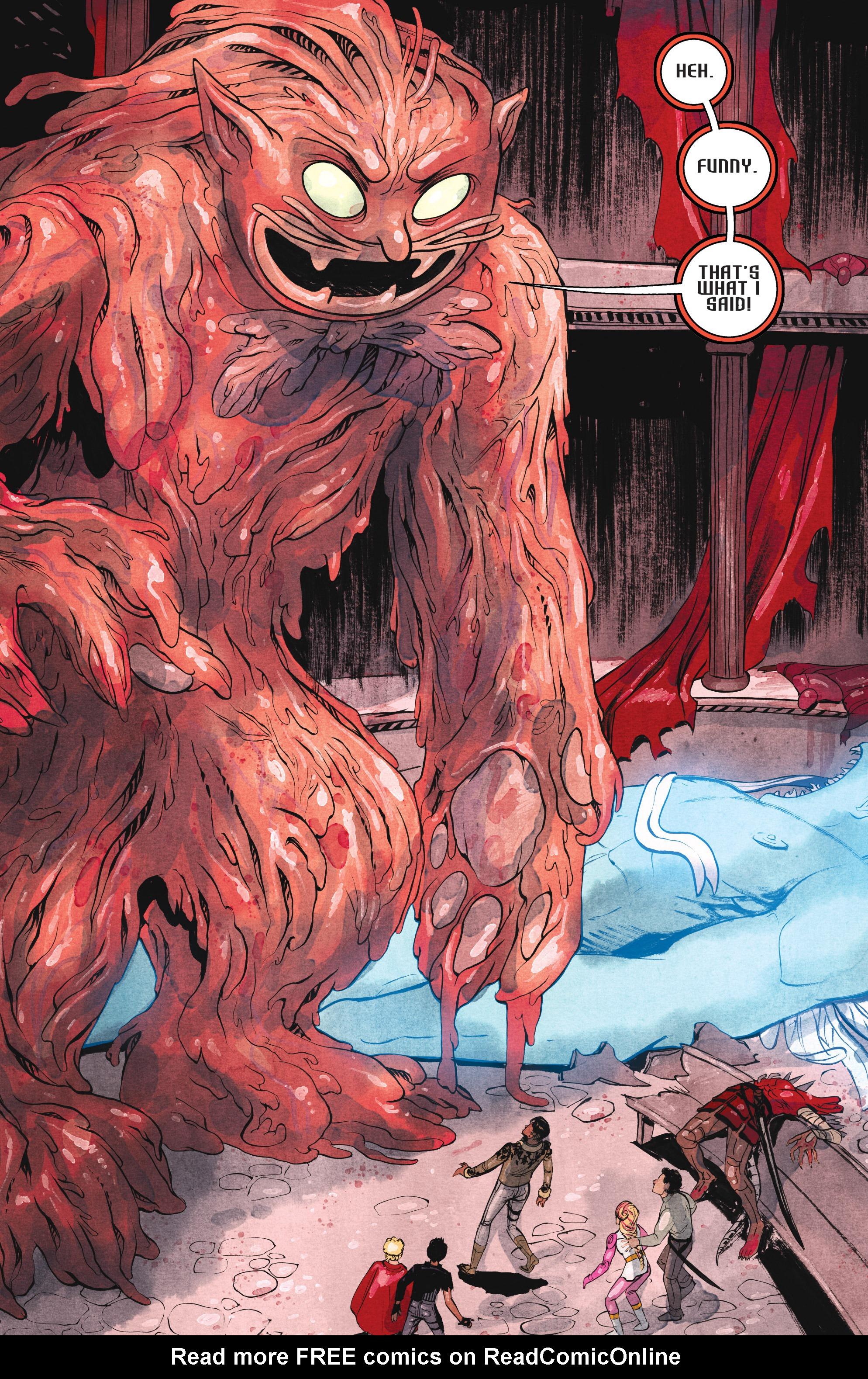 Read online Shutter comic -  Issue #27 - 12