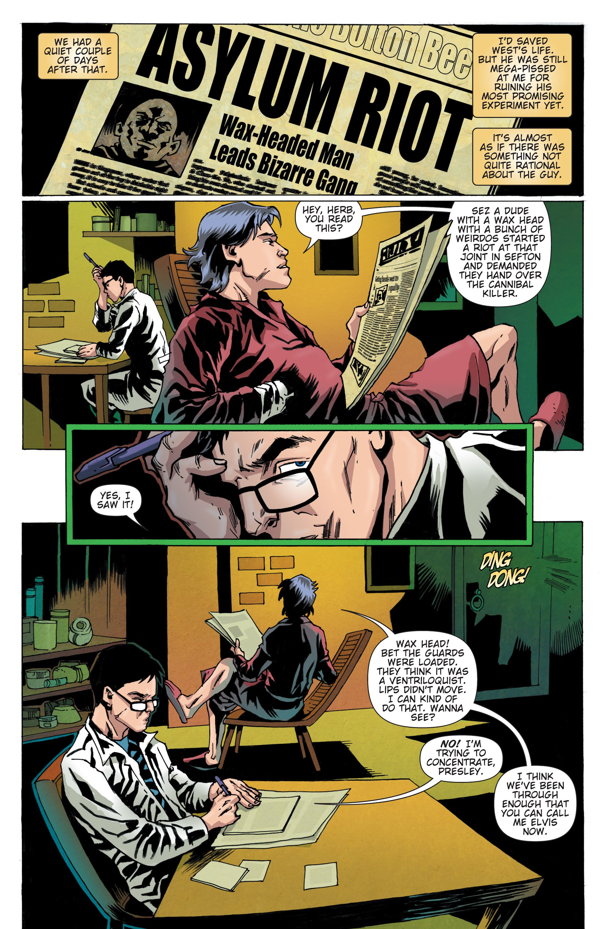 Read online Army of Darkness/Reanimator comic -  Issue #Army of Darkness/Reanimator Full - 24