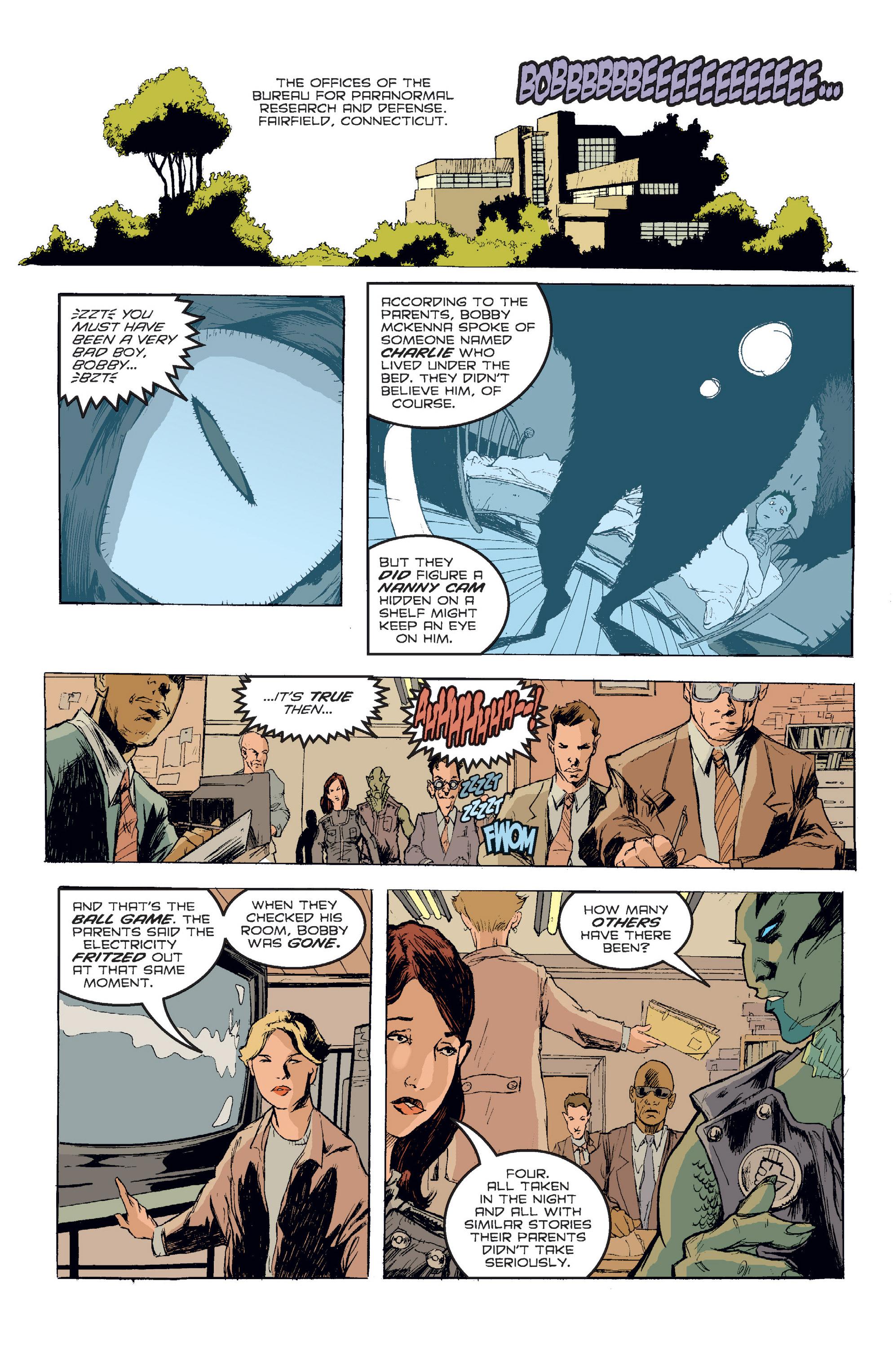 Read online B.P.R.D. (2003) comic -  Issue # TPB 2 - 87