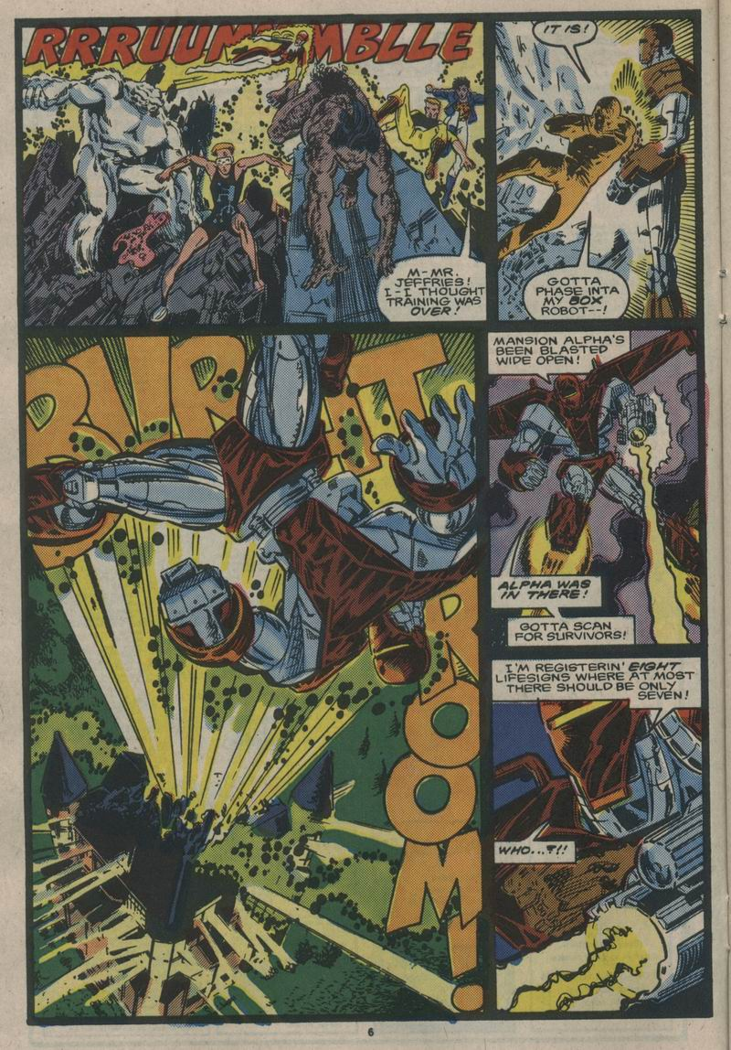 Read online Alpha Flight (1983) comic -  Issue #53 - 7